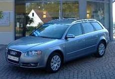 Importauto: Audi A4 Avant 2.0 TDI 2/2006