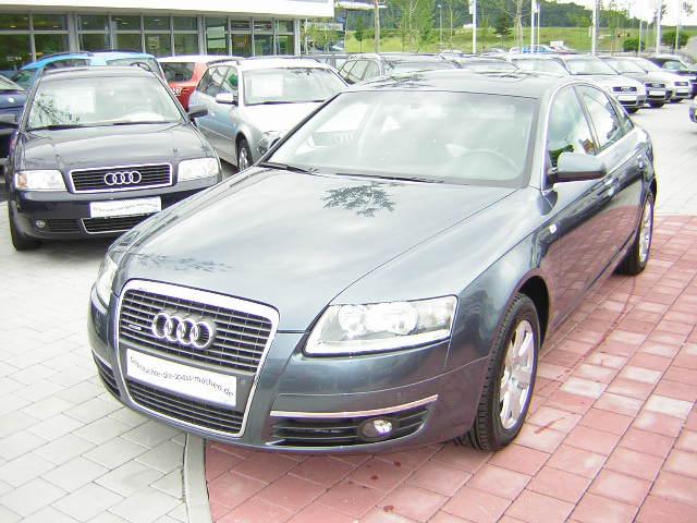 Importauto: Audi A6 Limosine 3.0 TDI Multitronic 5/2004