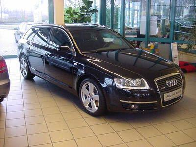 Importauto: Audi A6 Avant 2.7 TDI quattro Multitronic S-Line 11/2006