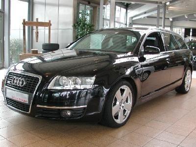 Importauto: Audi A6 Avant 2.7 TDI Multitronic S-Line 3/2006