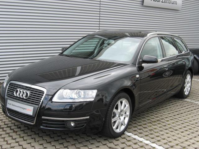 Importauto: Audi A6 Avant 2.7 TDI Multitronic 4/2006