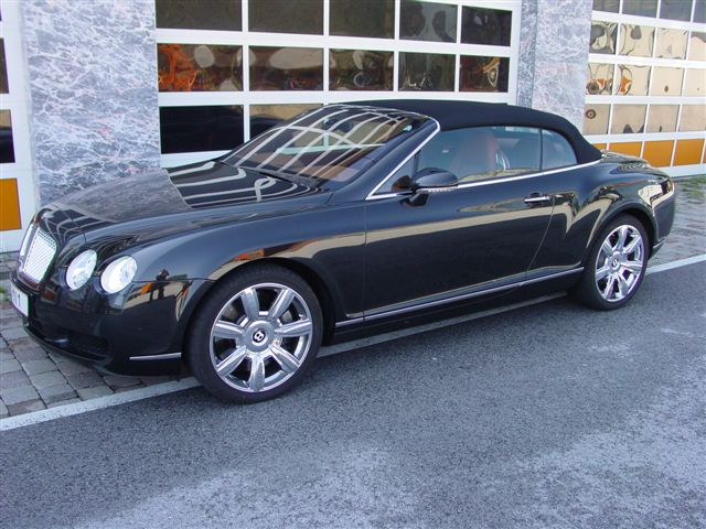Importauto: Bentley Continental 2/2007