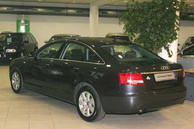 Importauto: Audi A6 Limousine 3.0TDI Tiptronic quattro 7/2004
