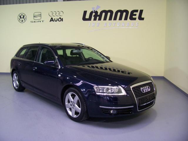 Importauto: Audi A6 Avant 2.7 TDI Multitronic 7/2006