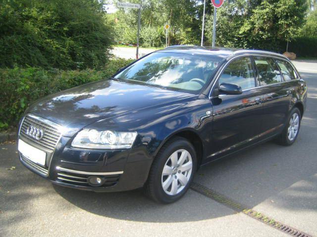 Importauto: Audi A6 Avant 2.7 TDI Multitronic 8/2006