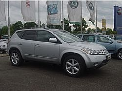 Importauto: Nissan Murano 3.5 V6 9/2006