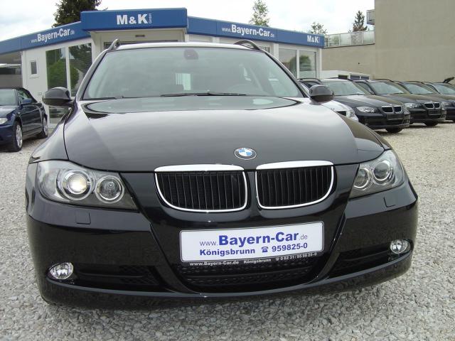 Importauto: BMW 320d Touring 8/2006