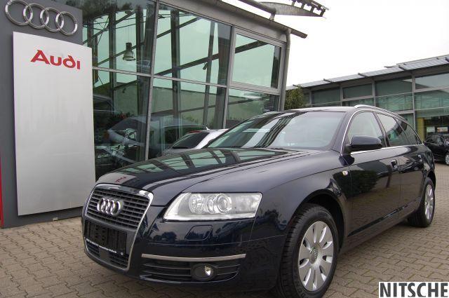 Importauto: Audi A6 Avant 2.0 TFSI tiptronic 10/2006