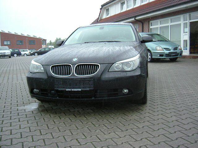 Importauto: BMW 545i 5/2004