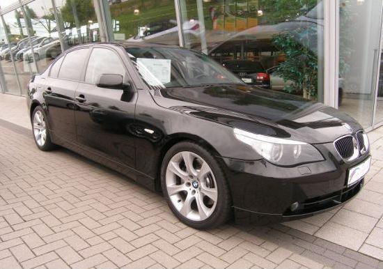Importauto: BMW 545i 11/2003