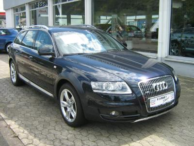 Importauto: Audi A6 allroad quattro 3.0 TDI 4/2006