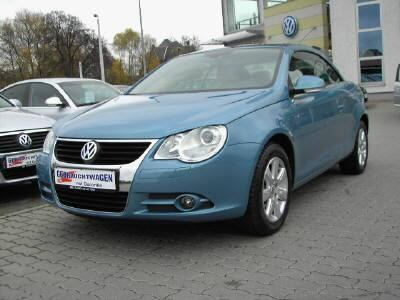 Importauto: Volkswagen EOS 2.0 FSI 3/2006