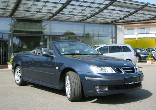 Importauto: Saab 9-3 Cabrio Vector 2.0 Turbo 5/2004