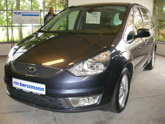 Importauto: Ford Galaxy 2.0 TDCI 7-zits 10/2006