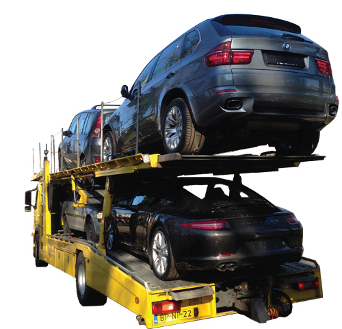 Auto transport Duitsland