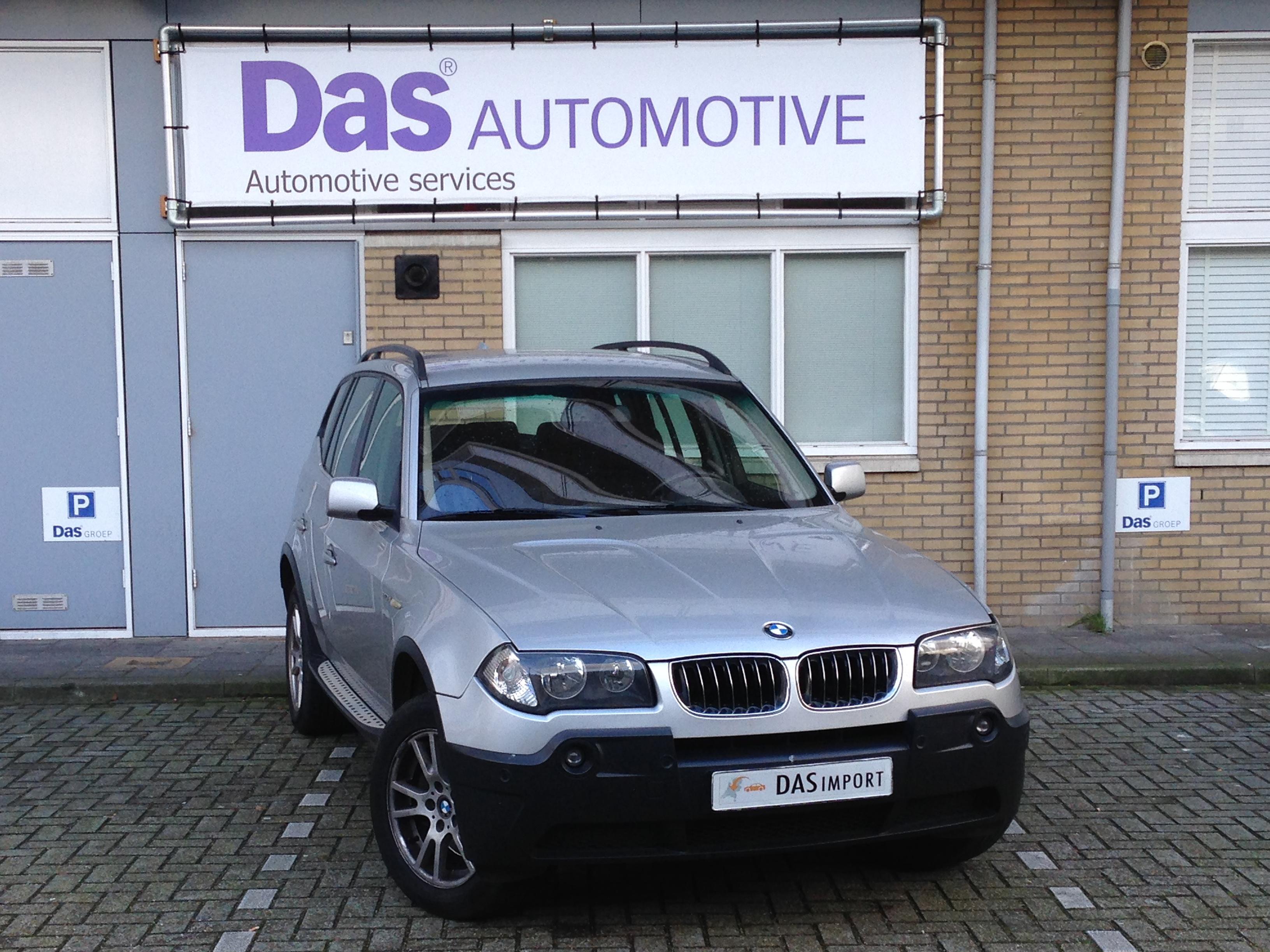 Importauto: BMW X3 3.0D 6/2005