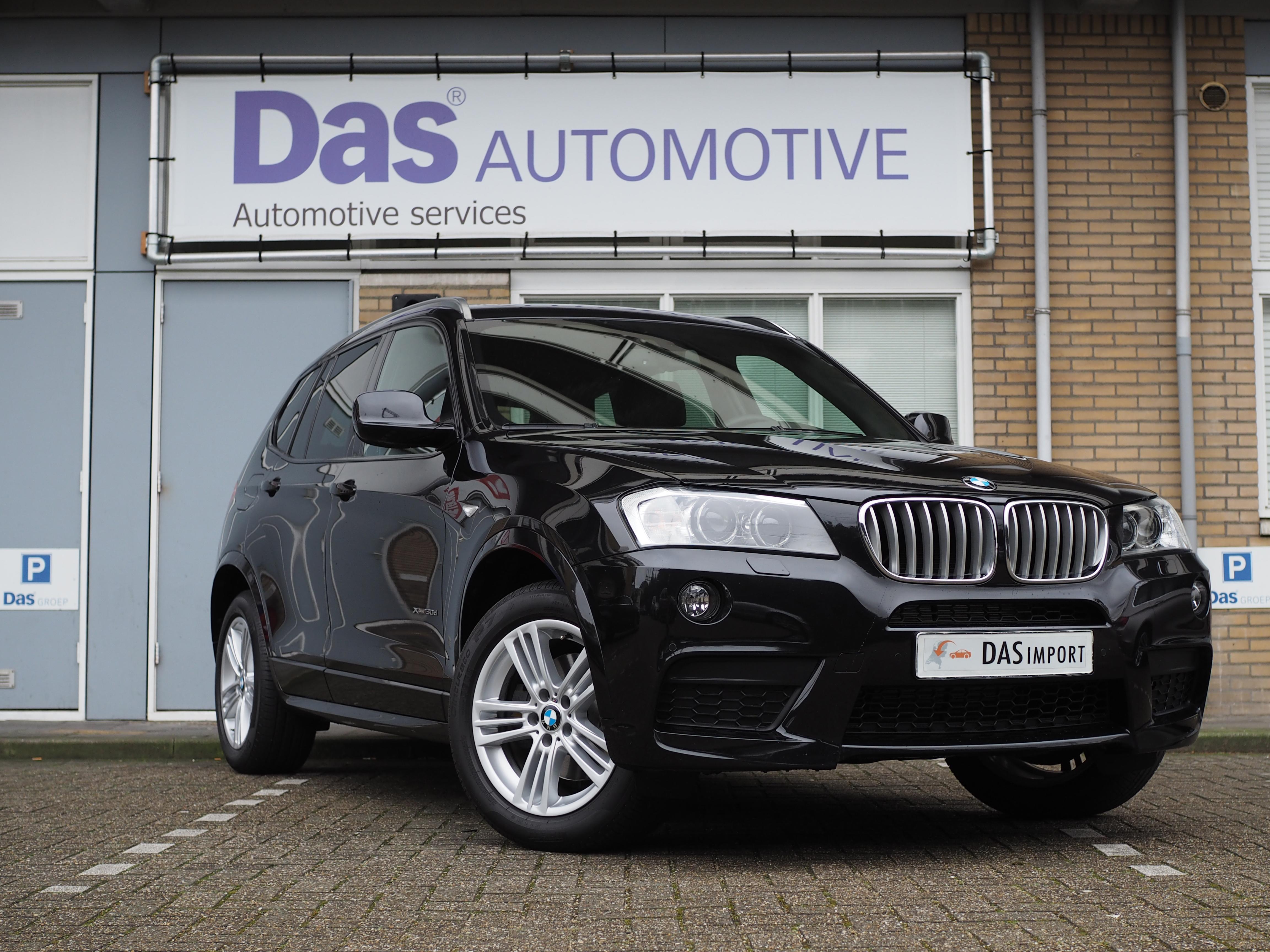 Importauto: BMW X3 Diesel xDrive 3.0dA 8/2013