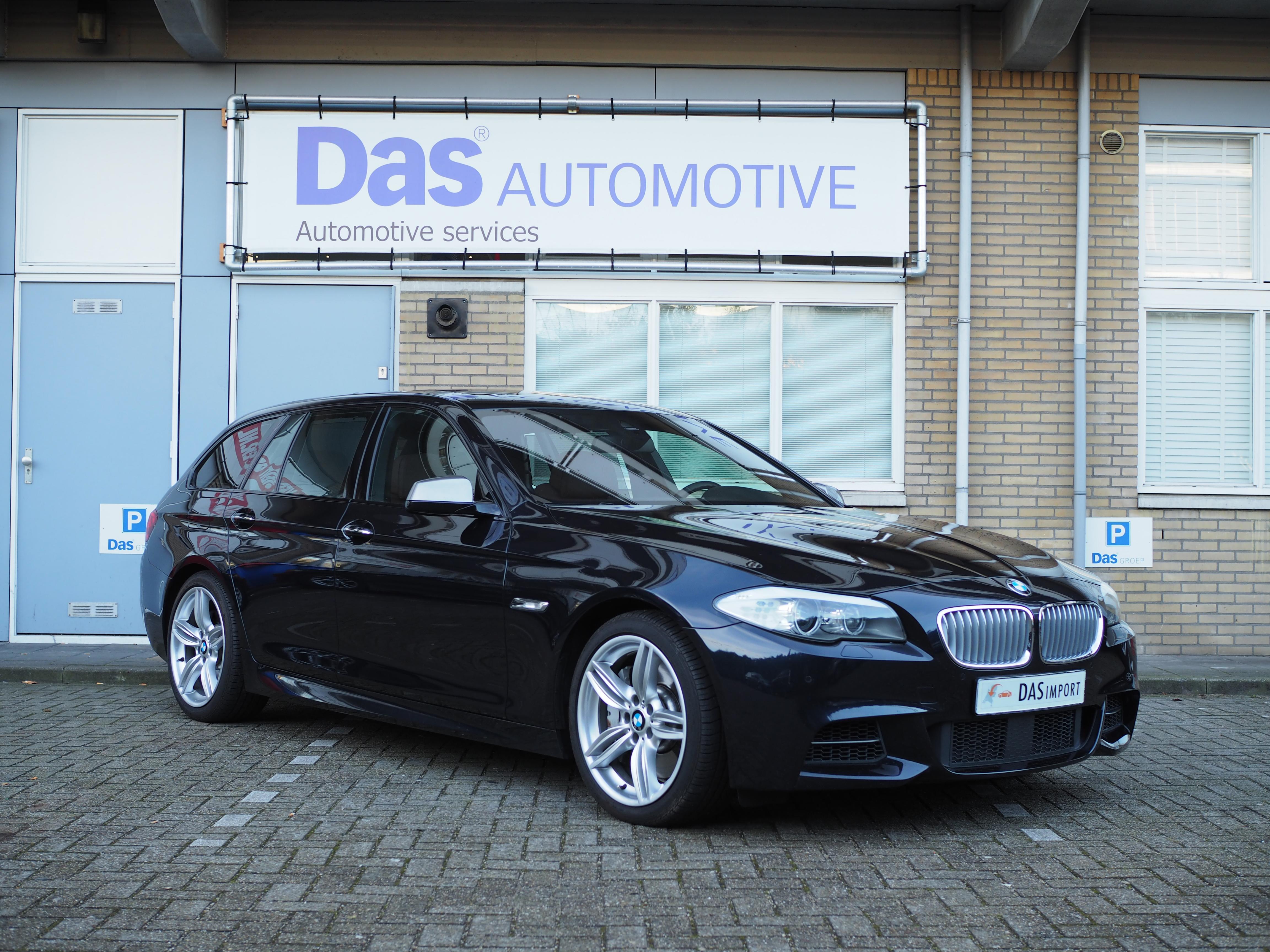 Importauto: BMW M550Da Touring xDrive 11/2012