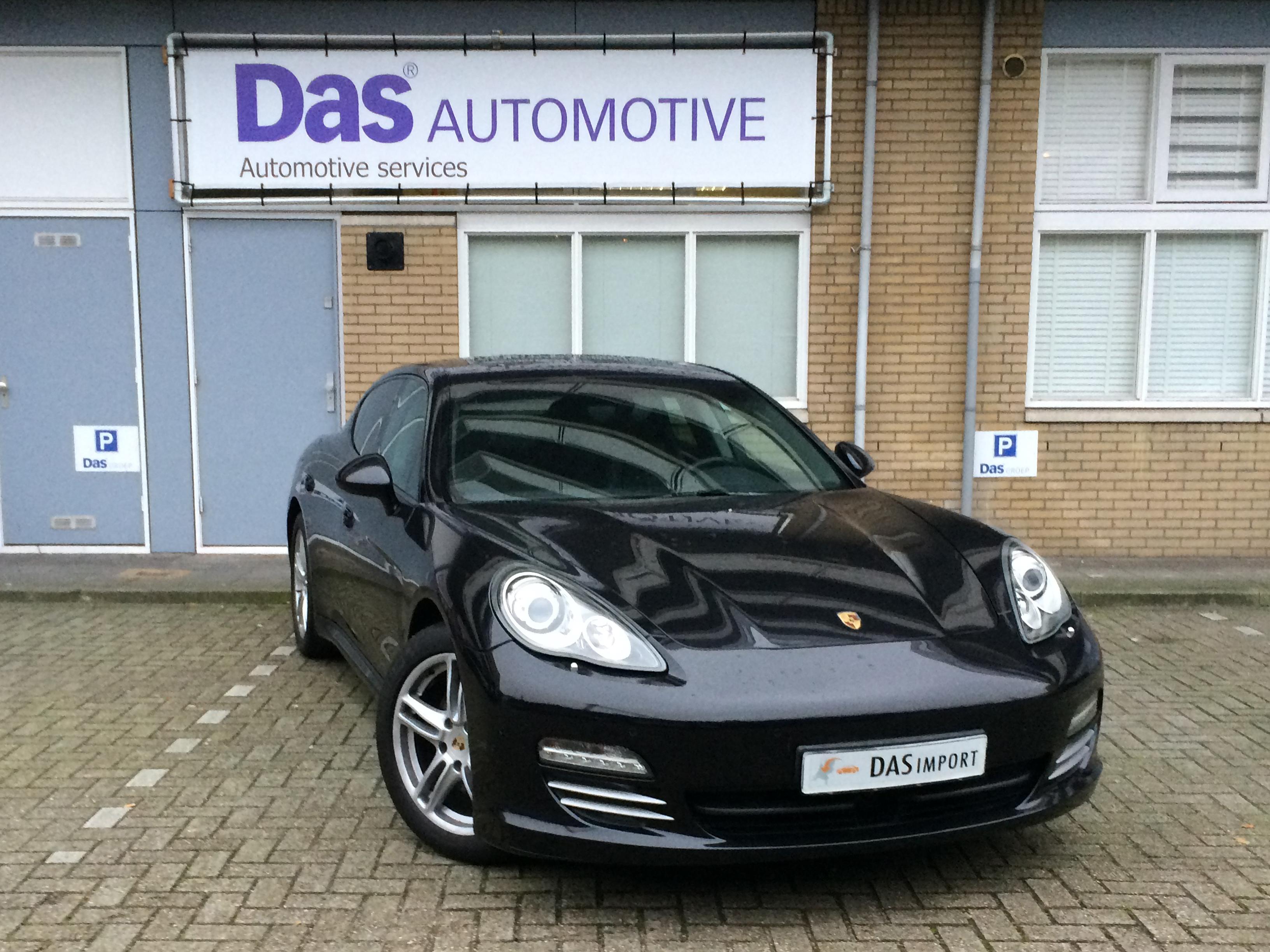 Importauto: Porsche Panamera 3.6-V6 4 Aut. 4/2010