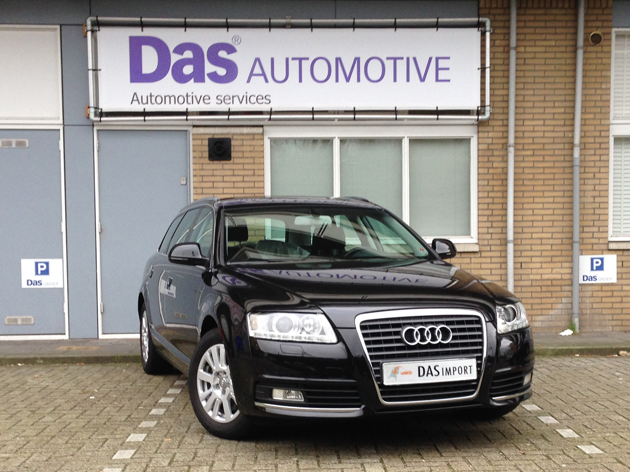 Importauto: Audi A6 Avant 2.0 TFSI 7/2011