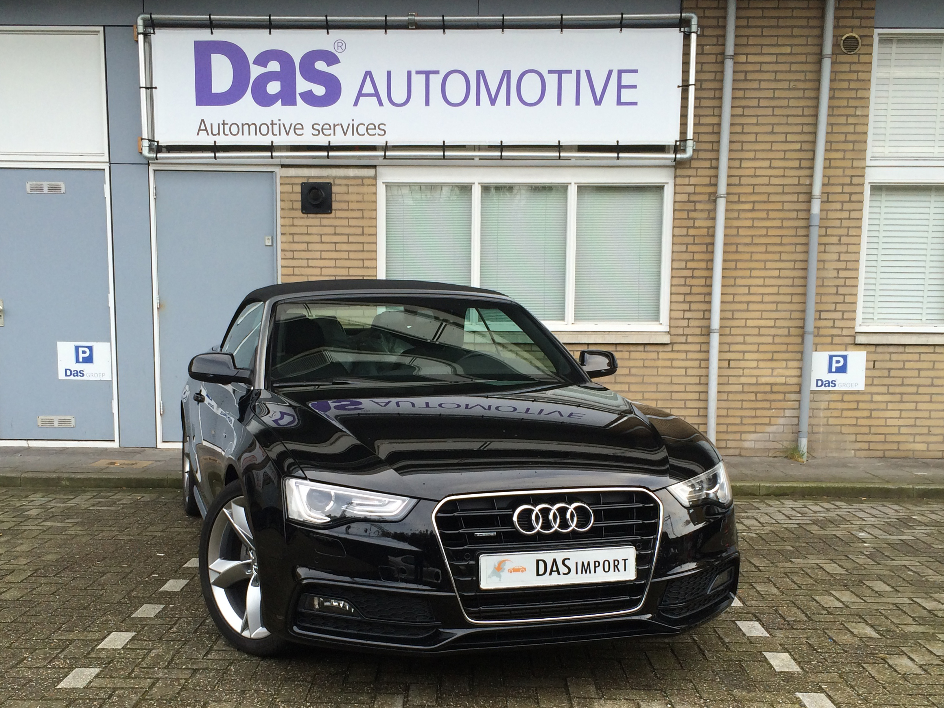 Importauto: Audi A5 Cabriolet 2.0 TFSI 155kW multitronic 4/2012
