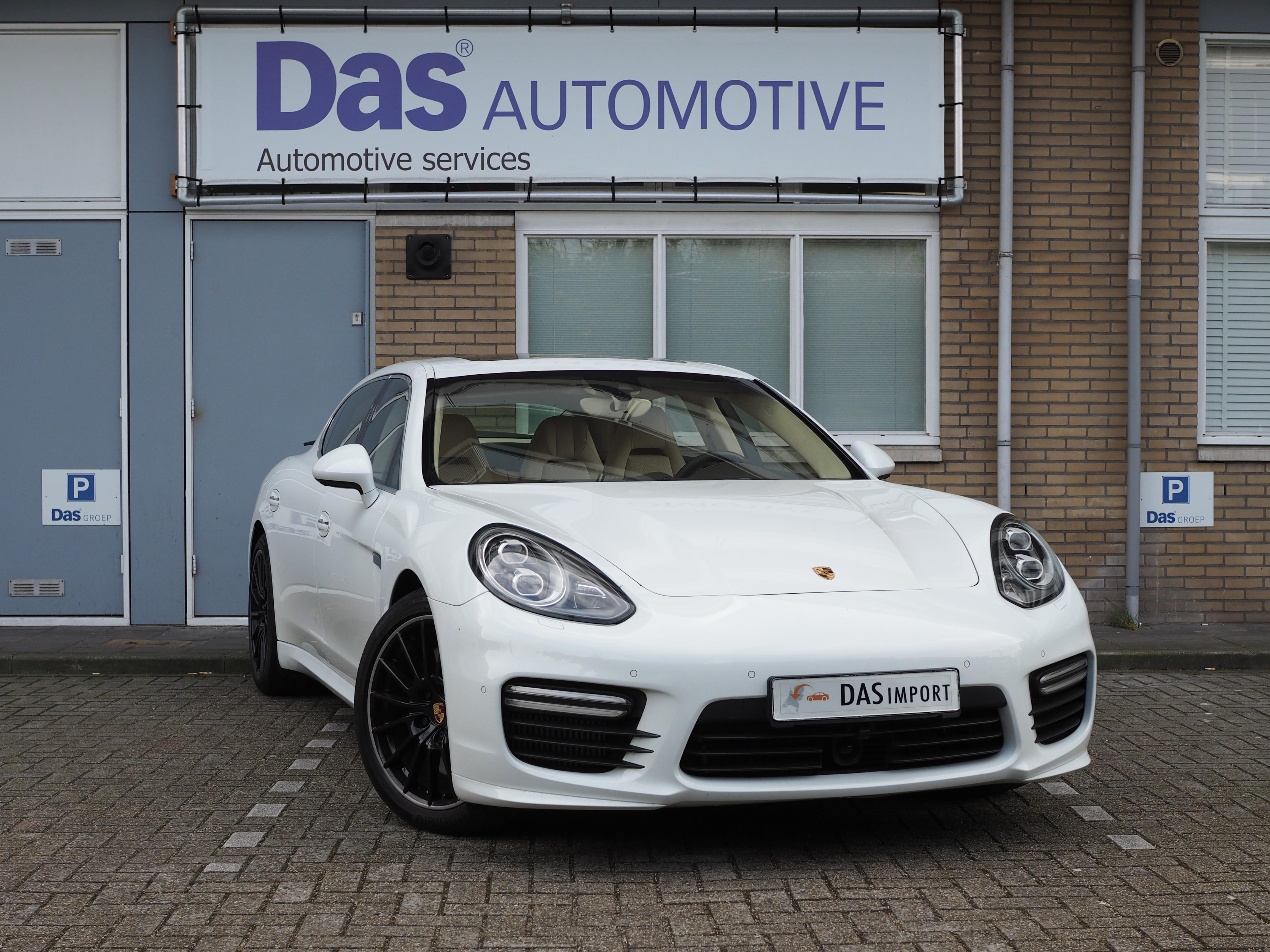 Importauto: Porsche Panamera Panamera Turbo Executive 9/2013