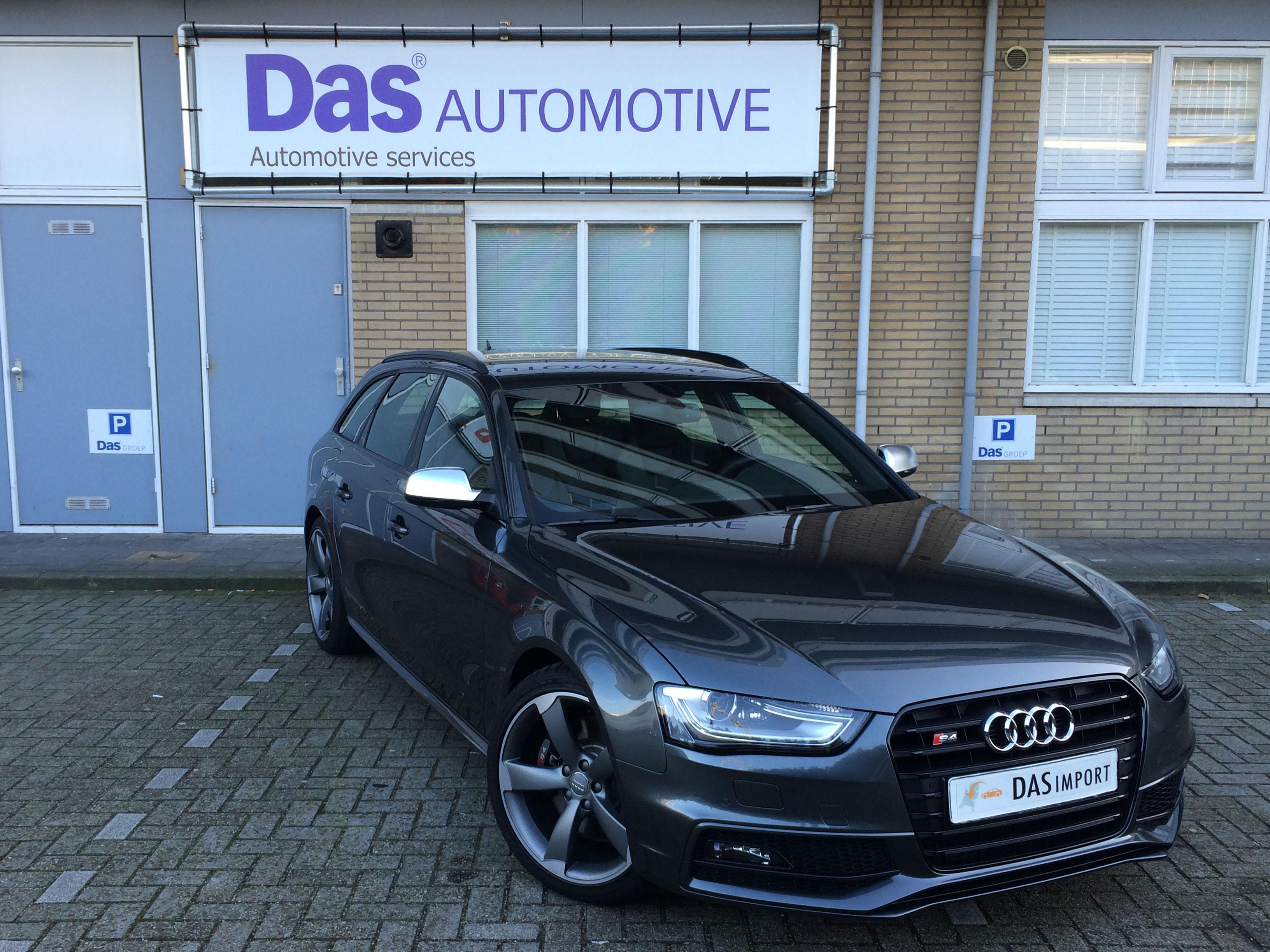 Importauto: Audi S4 Avant 3.0 TFSI quattro 12/2014