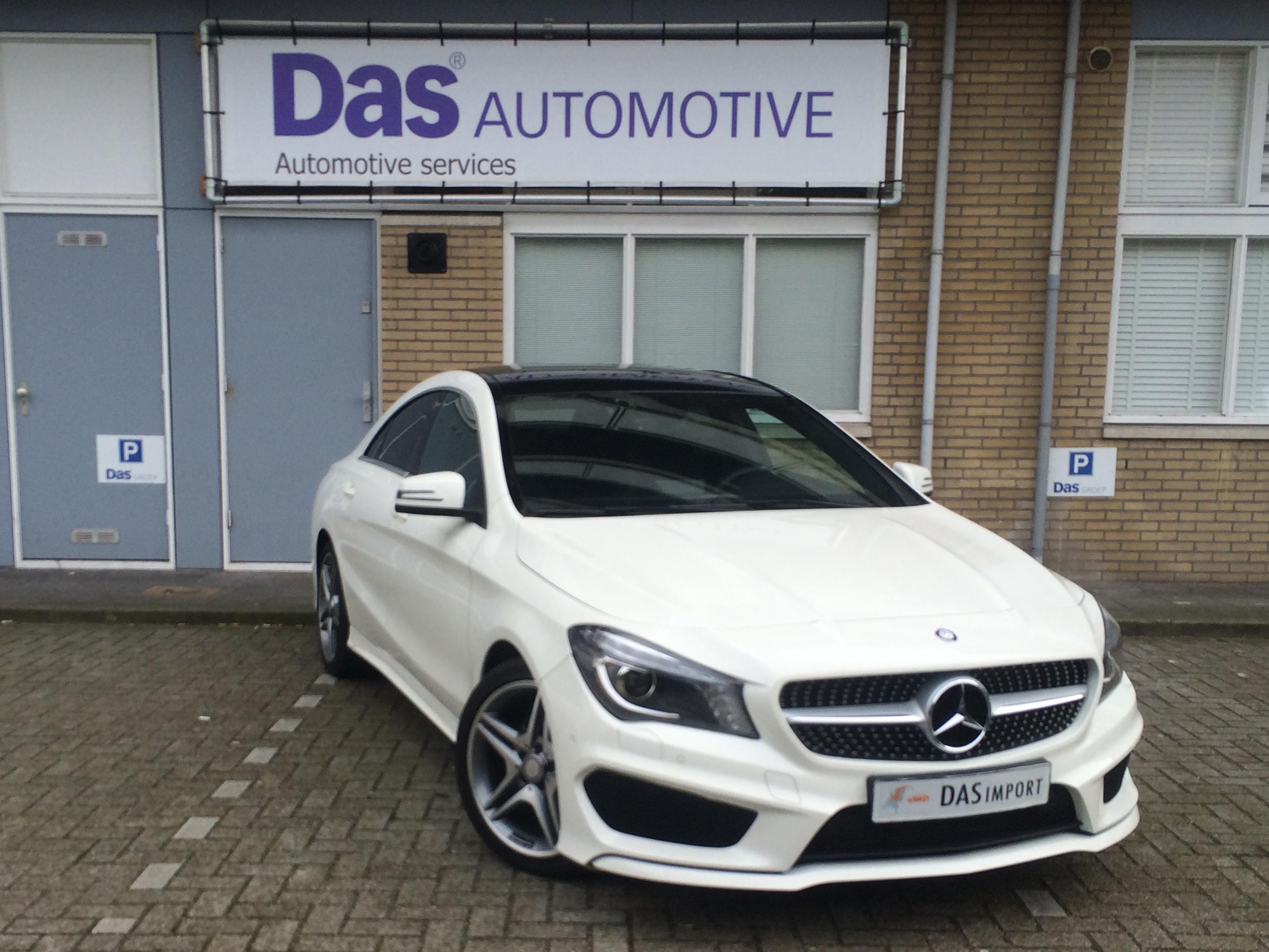 Importauto: Mercedes-Benz CLA-Klasse 180 5/2013