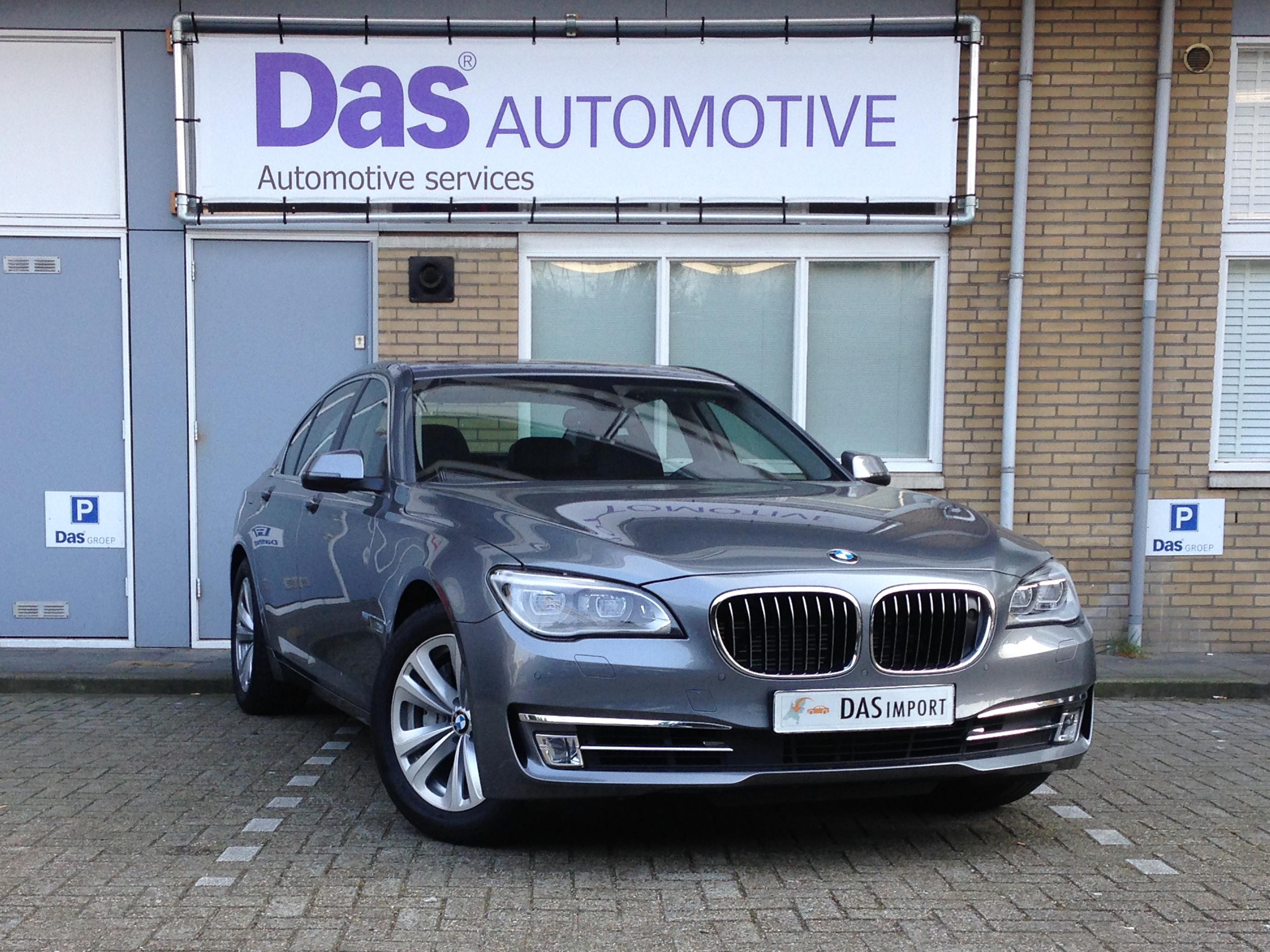 Importauto: BMW ActiveHybrid 7 serie 7/2012
