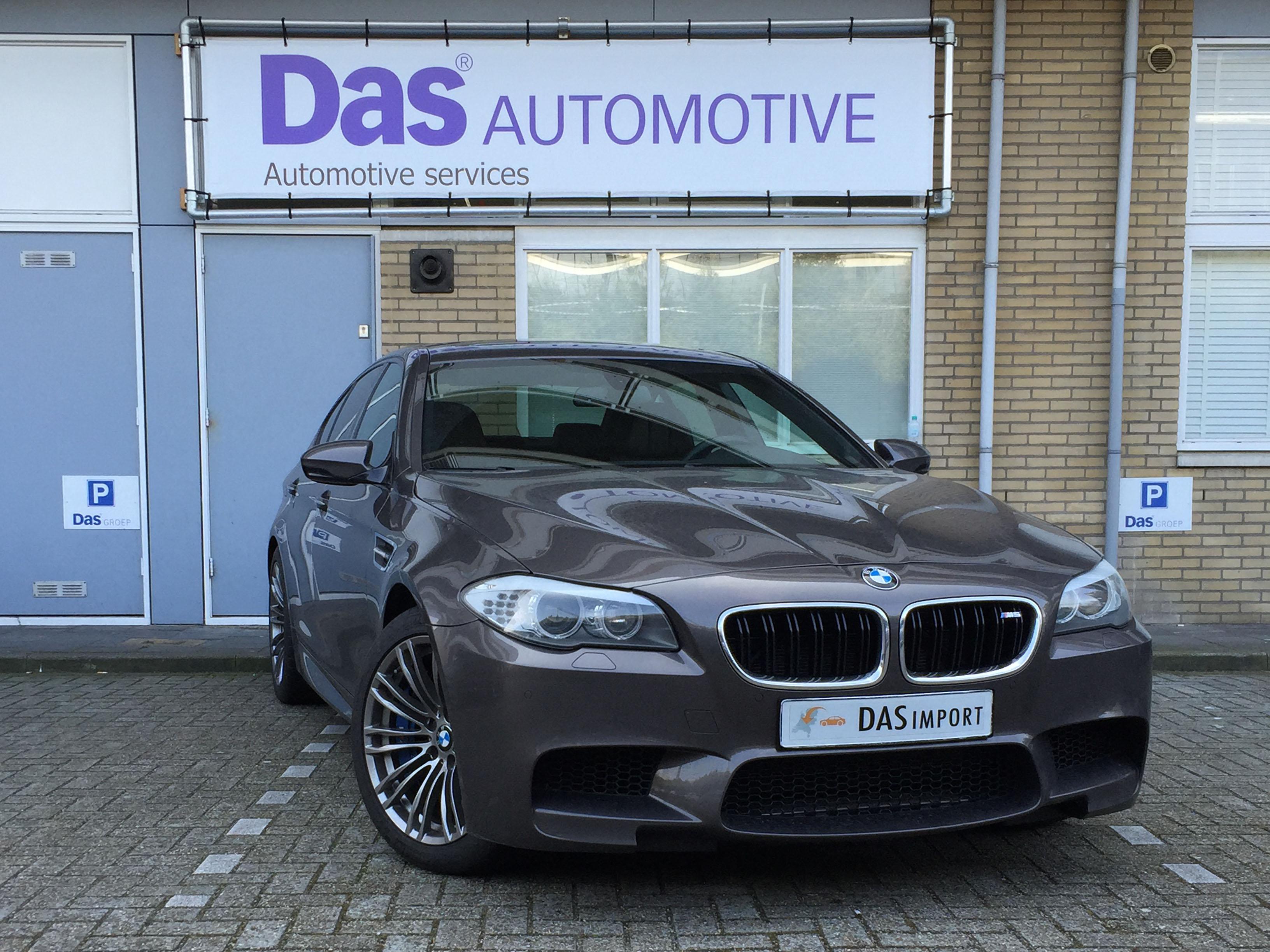 Importauto: BMW 5-Serie Sedan M5 5/2012
