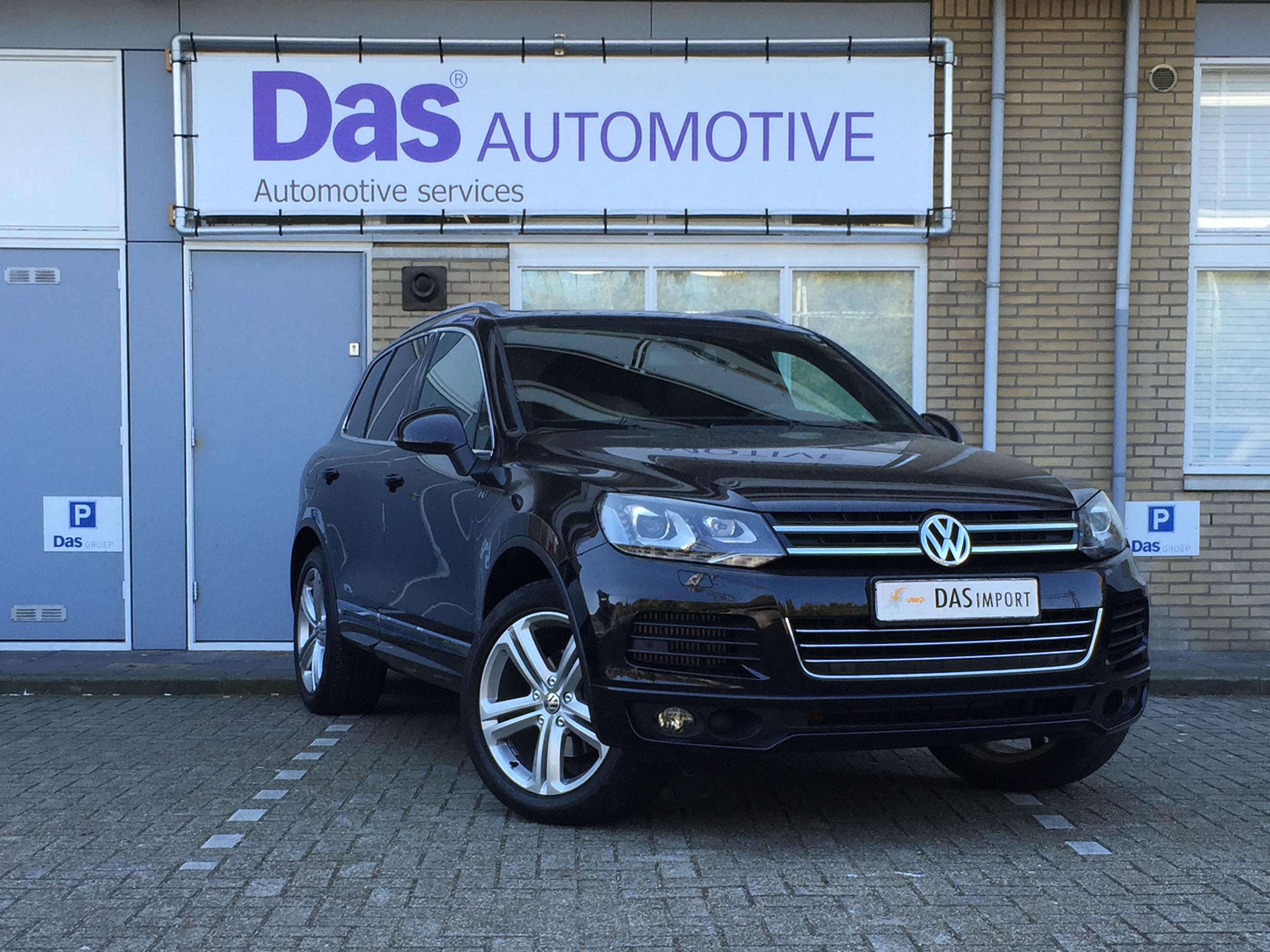 Importauto: Volkswagen Touareg Diesel 3.0 V6 TDI 180 kW BMT R-Line Edition 9/2013