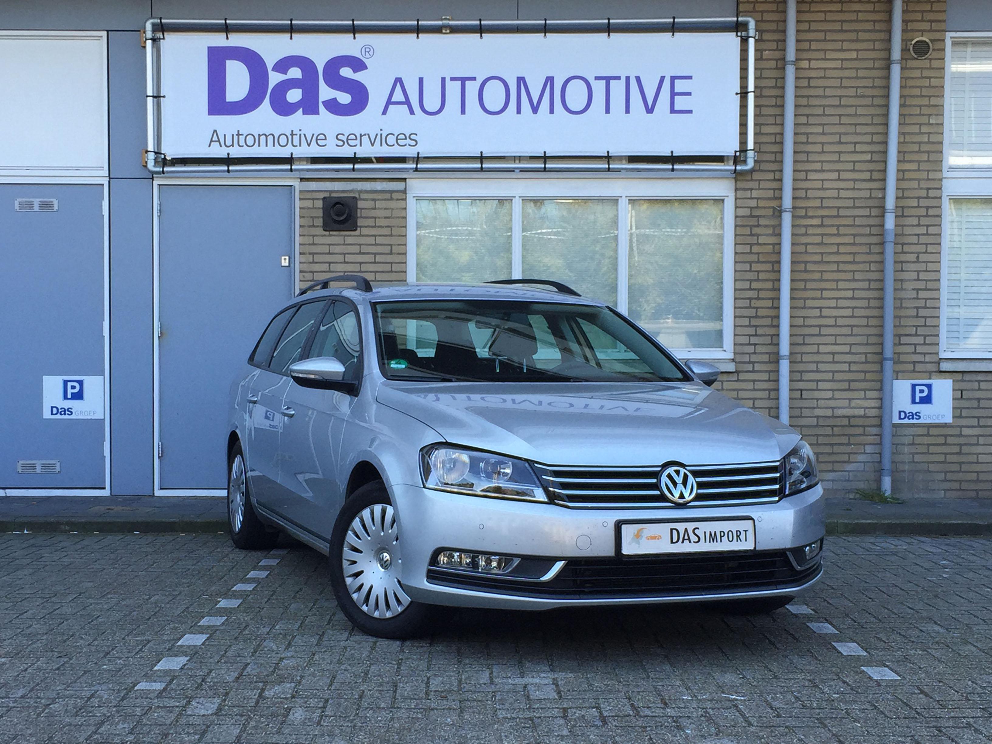 Importauto: Volkswagen Passat Variant Diesel 2.0 TDI Comfortline BMT 2/2014