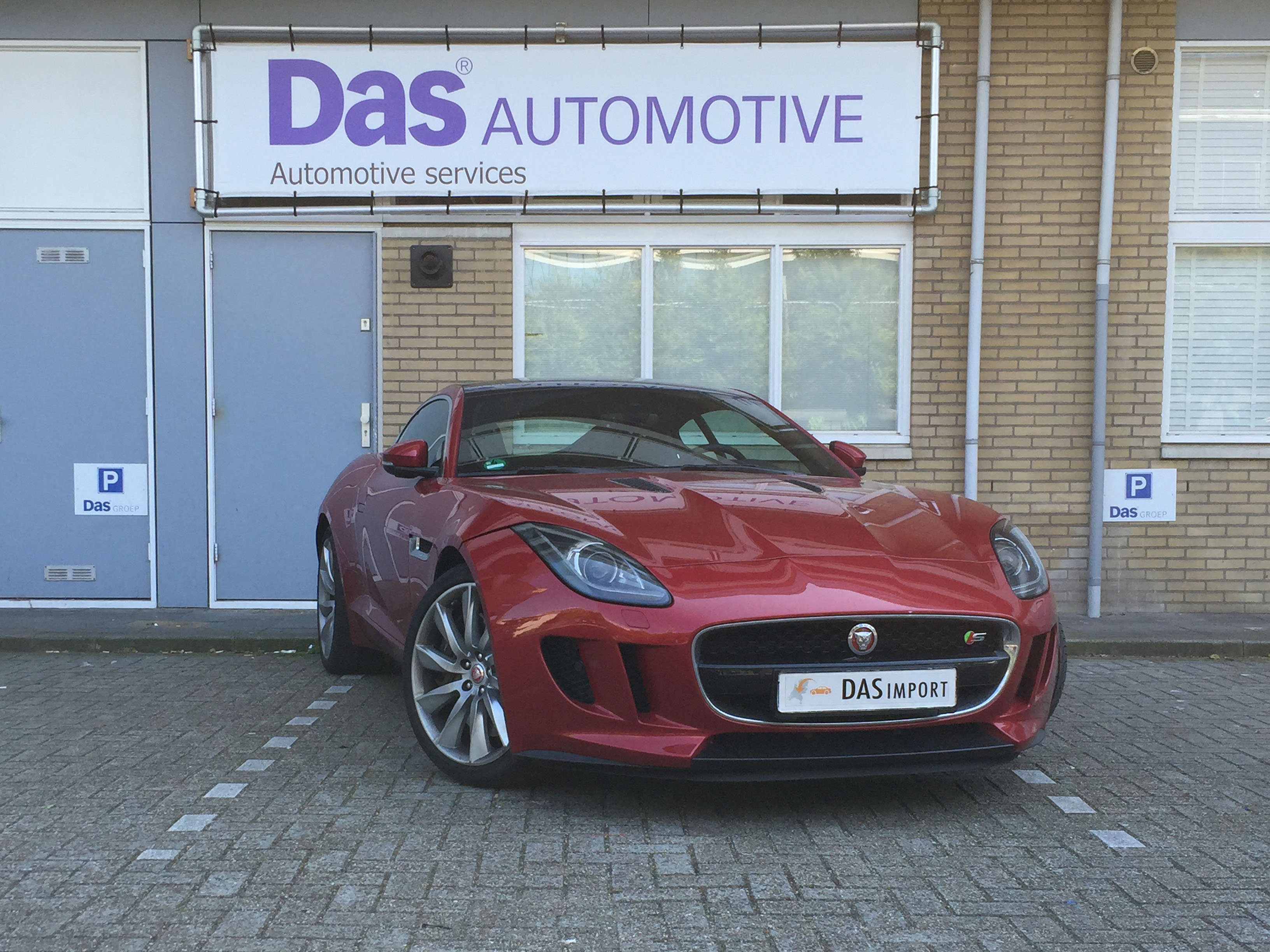 Importauto: Jaguar F type Coupe S 3.0 V6 Supercharged 3/2015