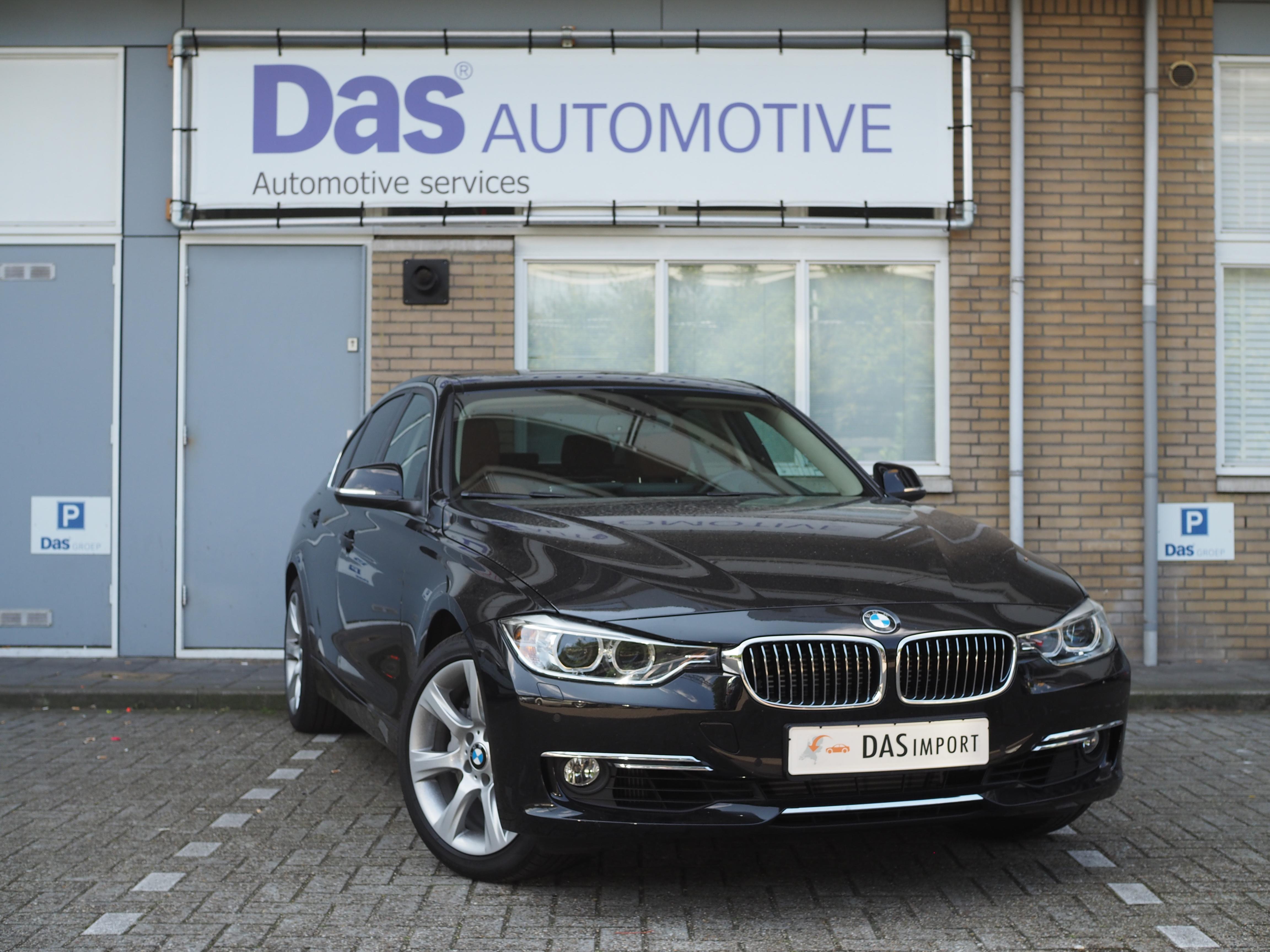 Importauto: BMW 3 Serie Sedan ActiveHybrid 3 5/2013
