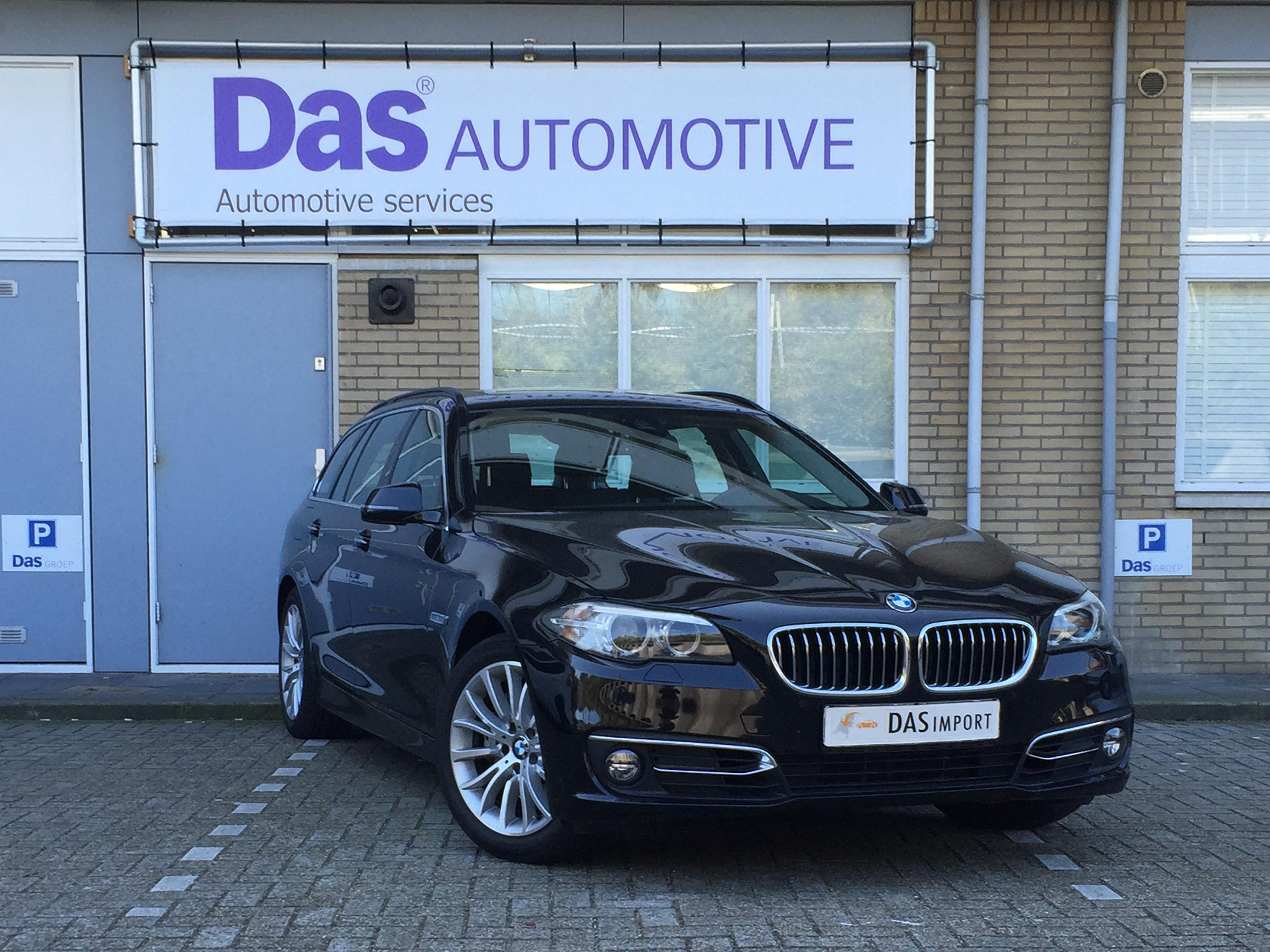 Importauto: BMW 5-serie Touring 530xd 9/2013