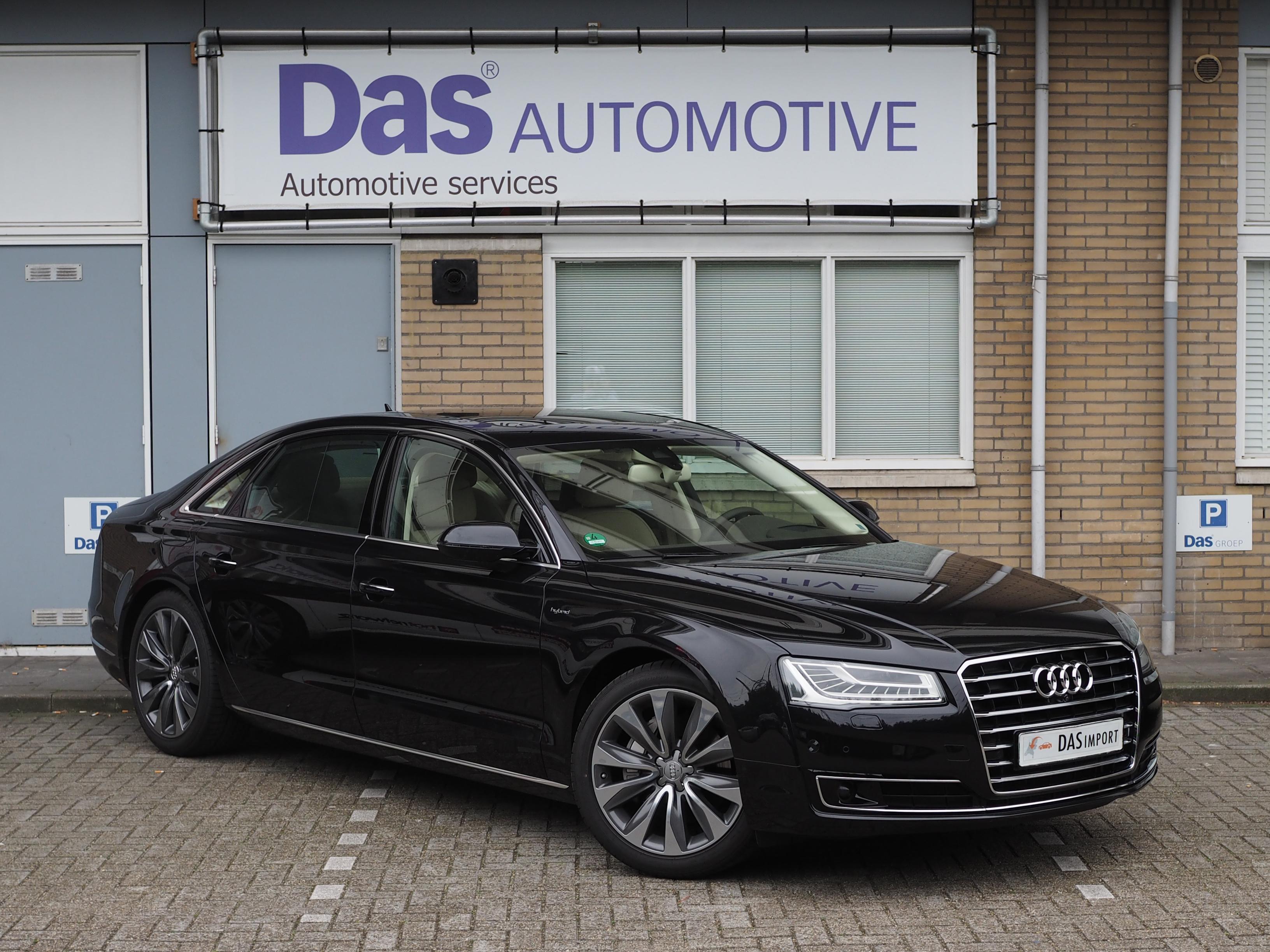 Importauto: Audi A8 2.0 TFSI Hybrid 3/2014