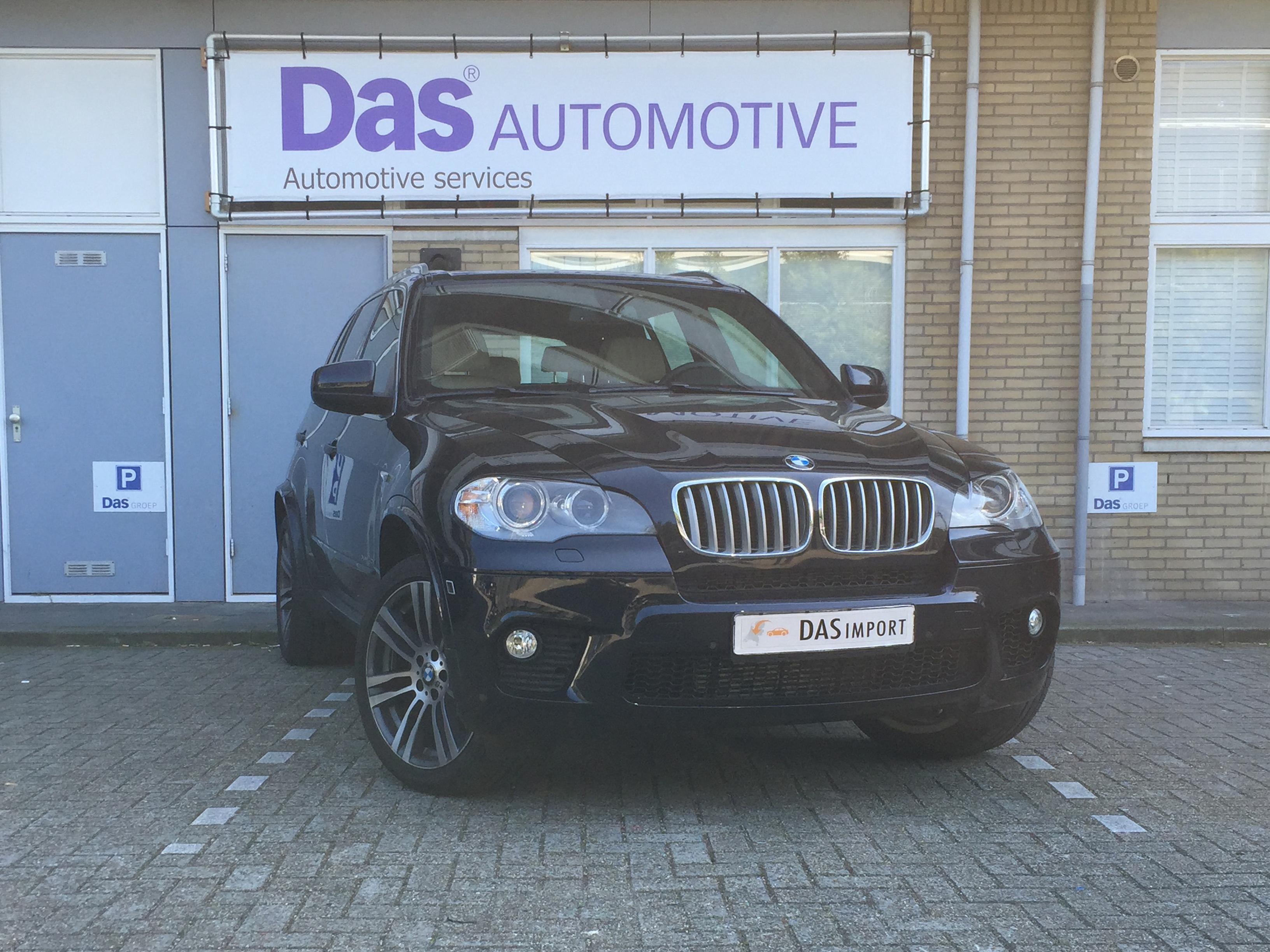 Importauto: BMW X5 Diesel xDrive 40d 3/2012