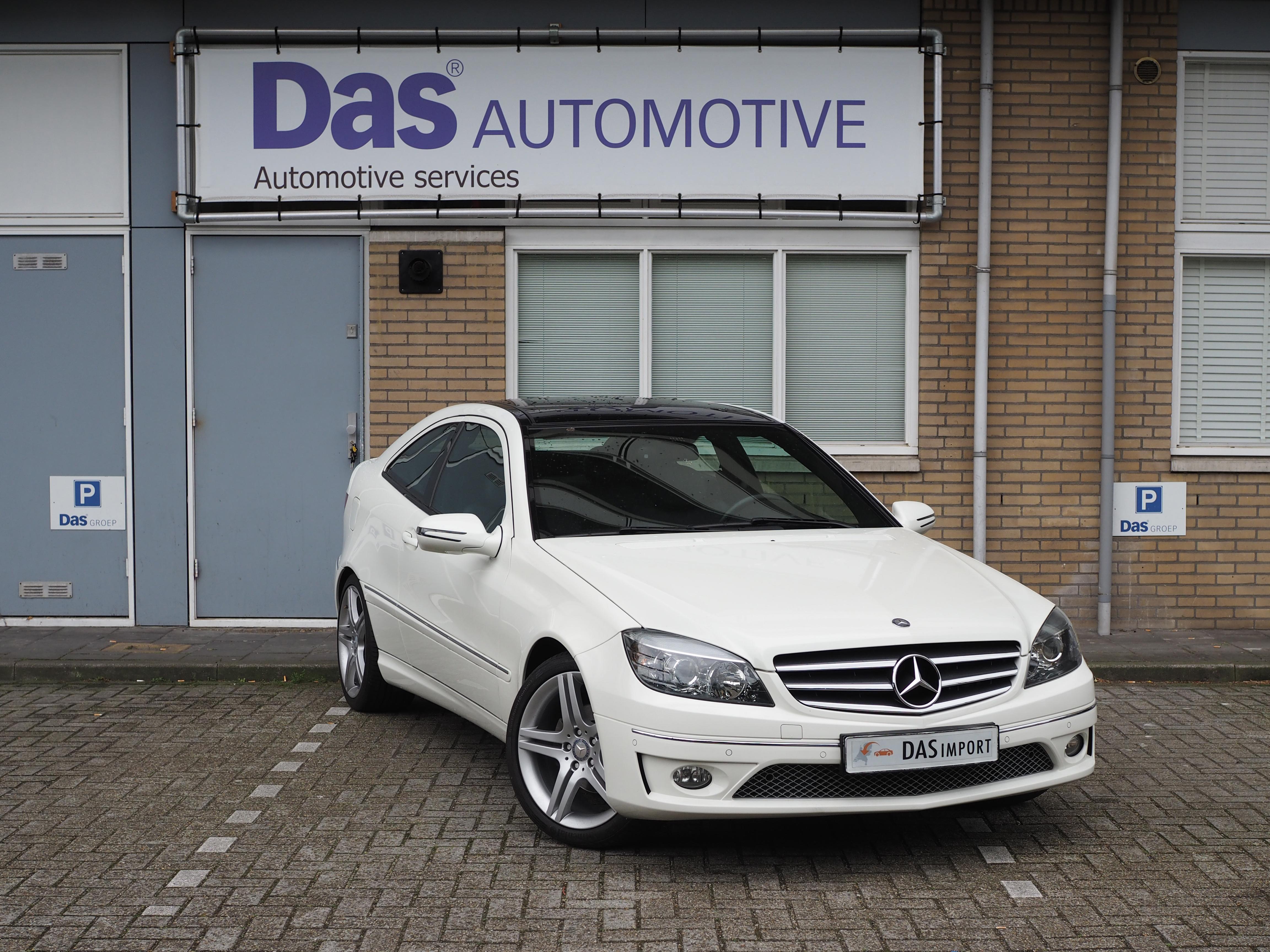Importauto: Mercedes-Benz  CLC-Klasse CLC 180 K Aut 9/2010