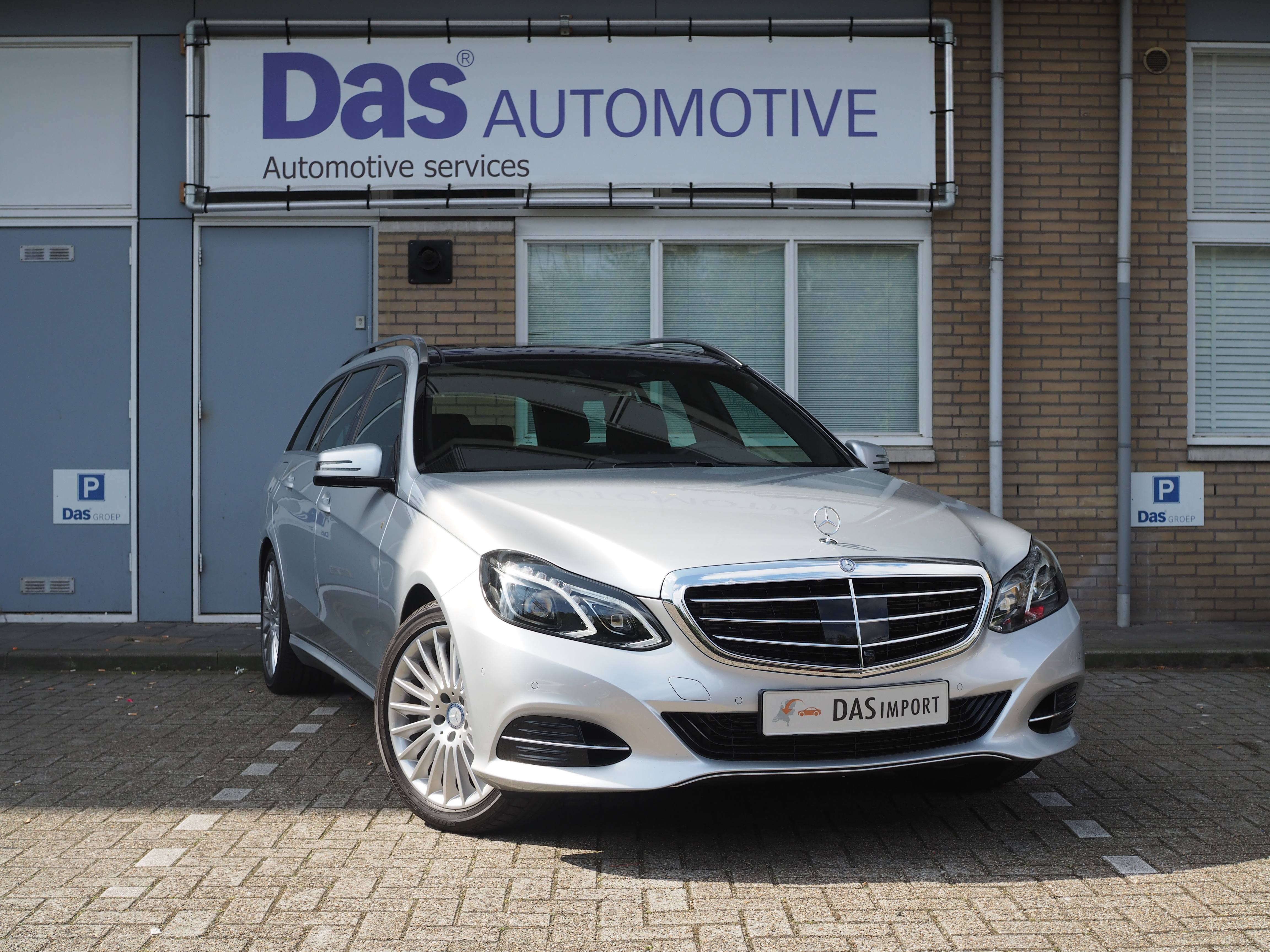 Importauto: Mercedes-Benz E-Klasse Estate E 400 4-Matic 5/2014