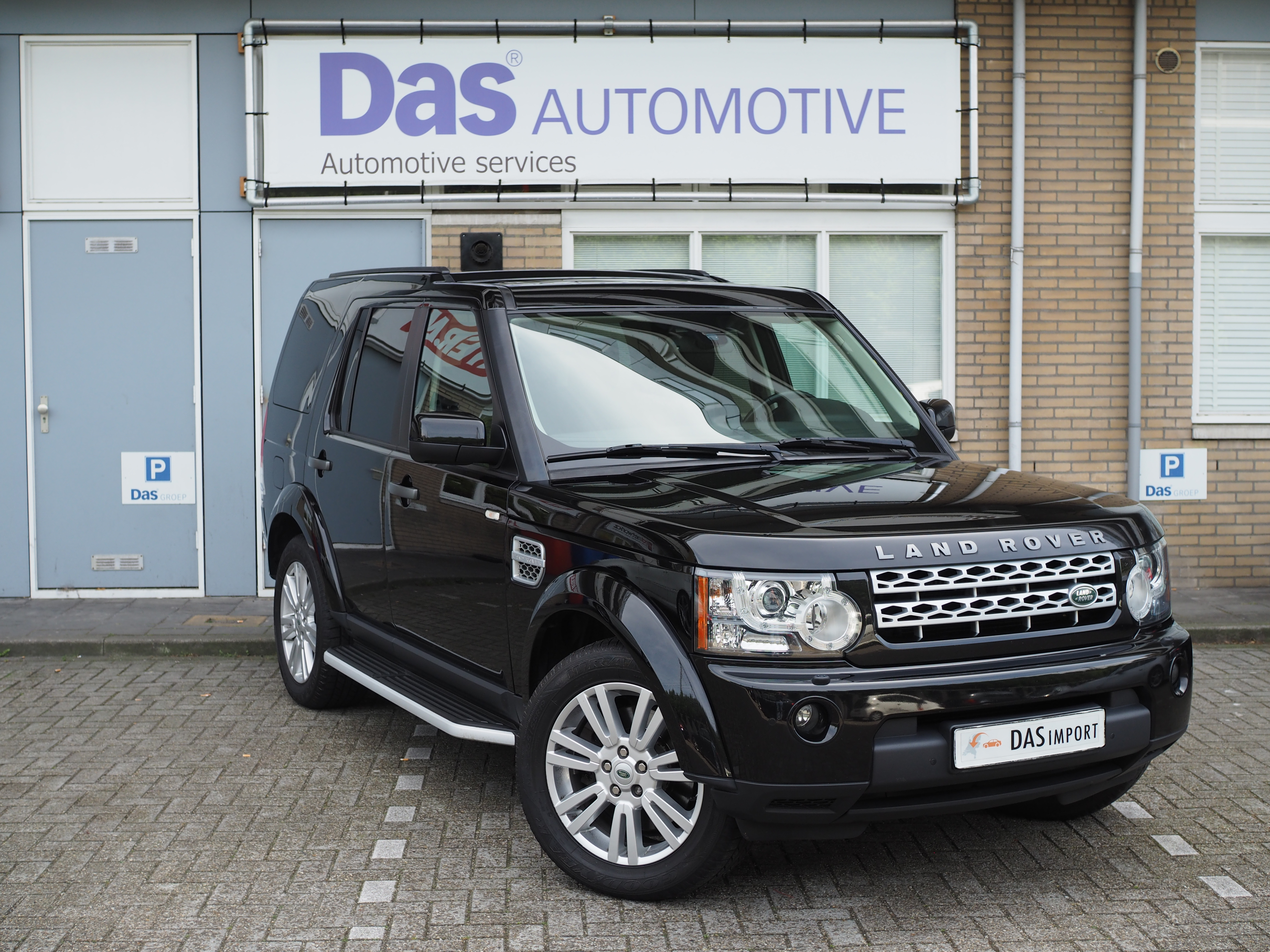 Importauto: Land Rover Discovery 4 Diesel SDV6 3.0 HSE Aut. 5/2011