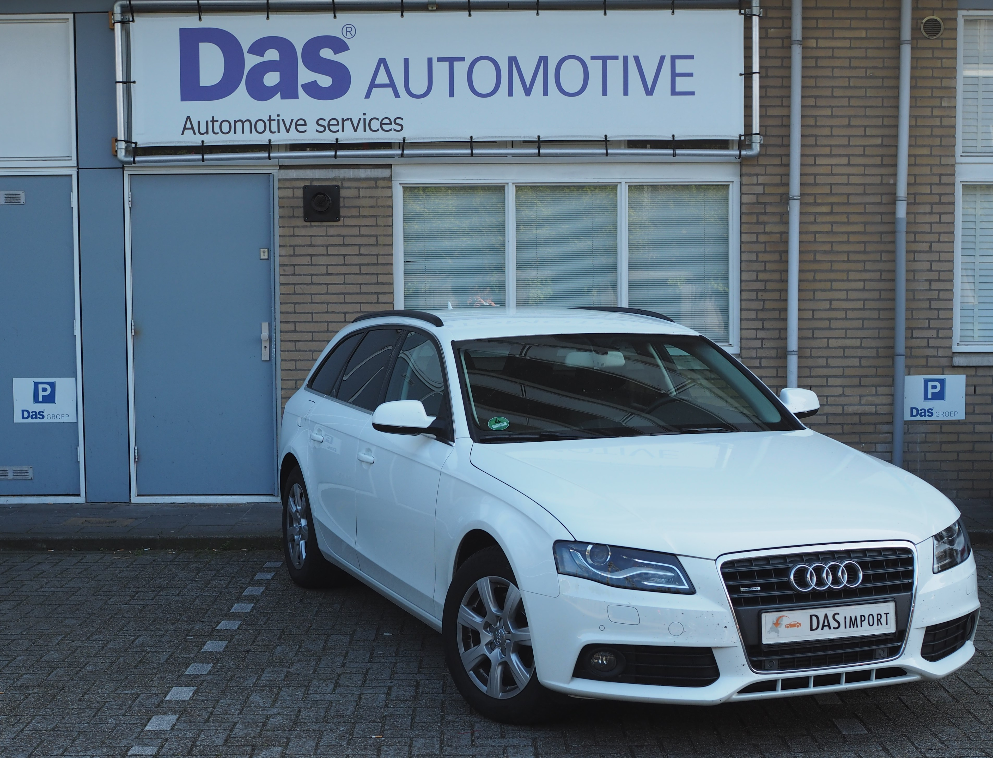 Importauto: Audi A4 Avant 1.8 TFSI 3/2011