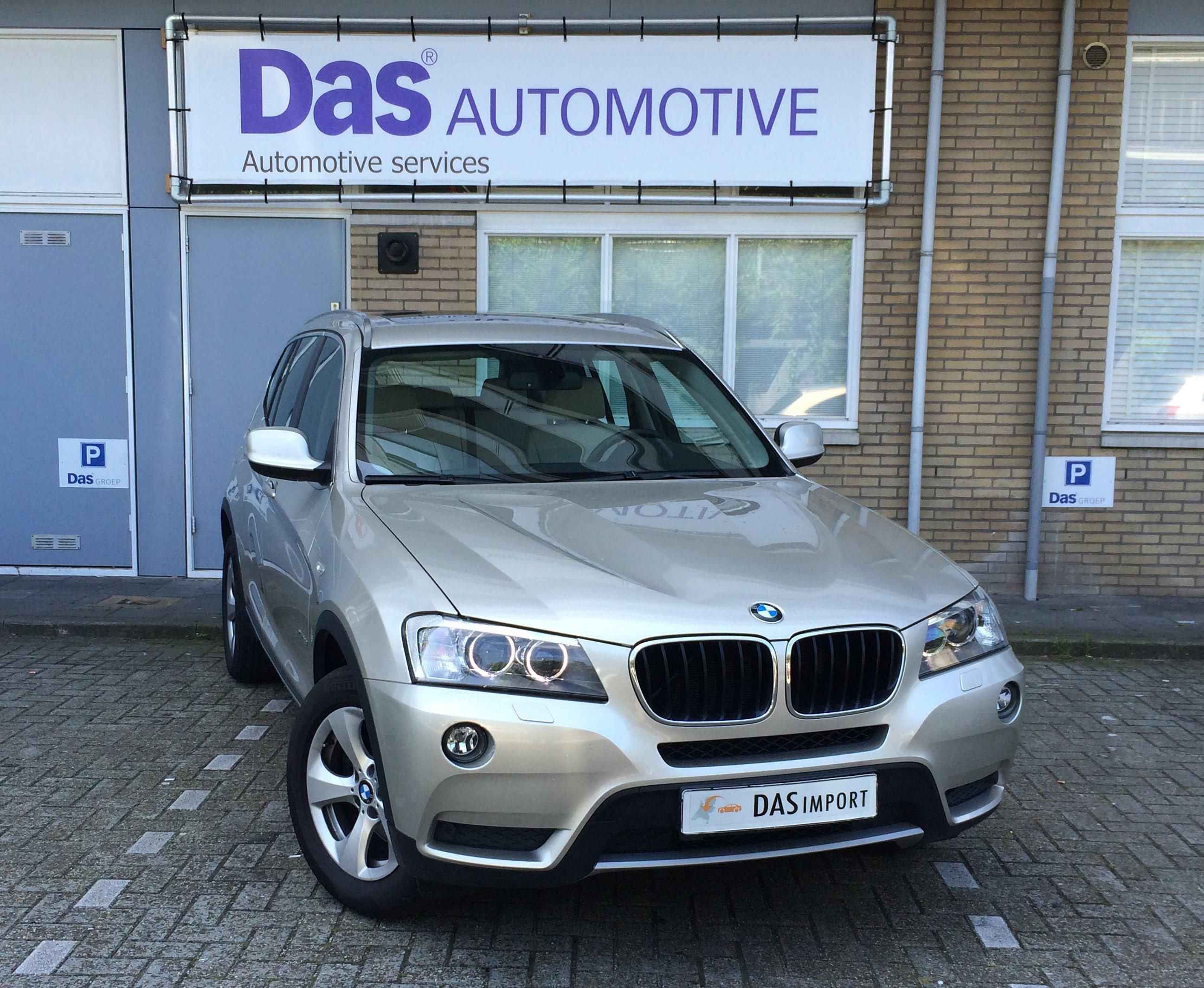 Importauto: BMW X3 Diesel xDrive 20dA Automatic Edition 3/2014