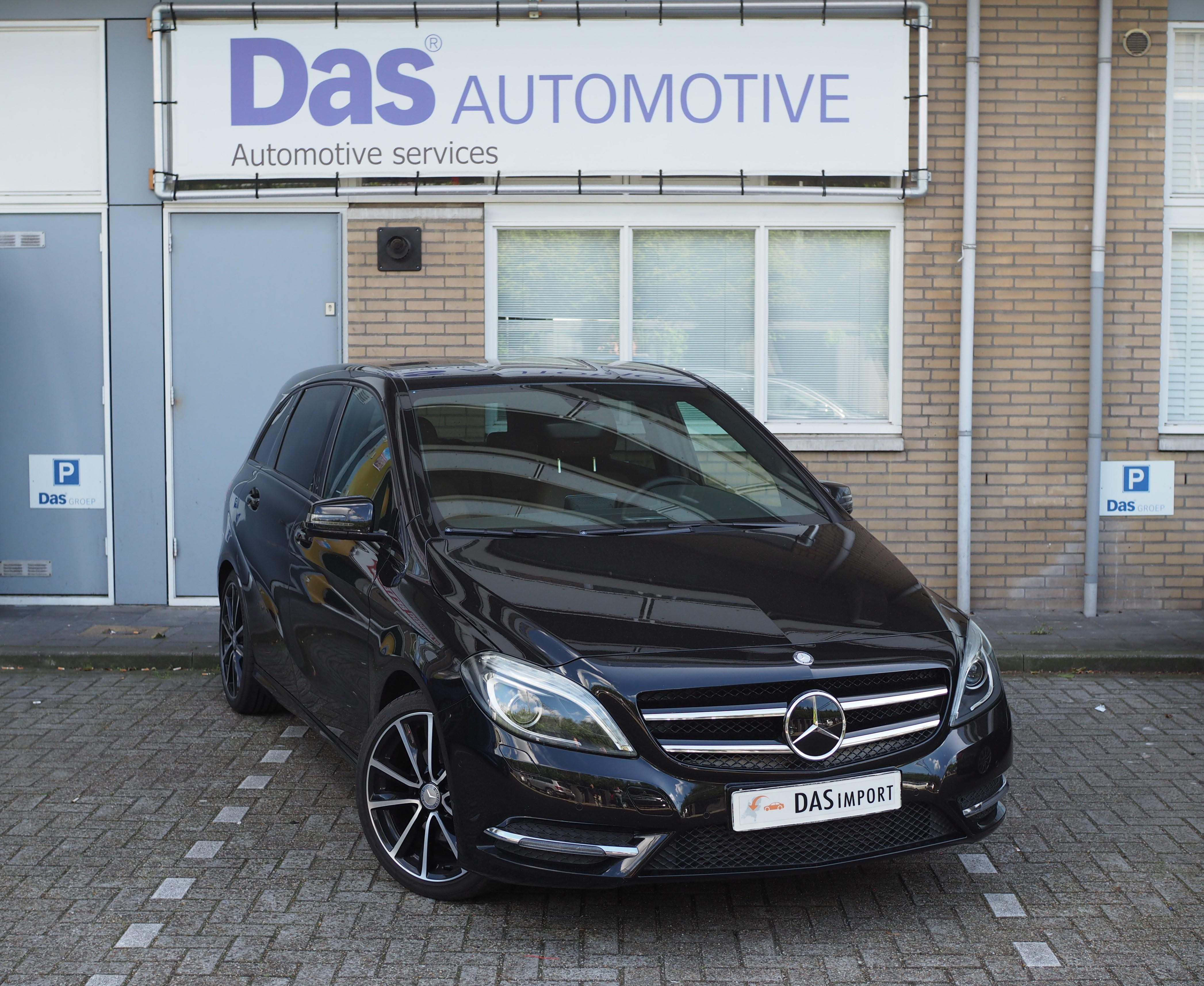 Importauto: Mercedes-Benz B200 CDI 9/2012