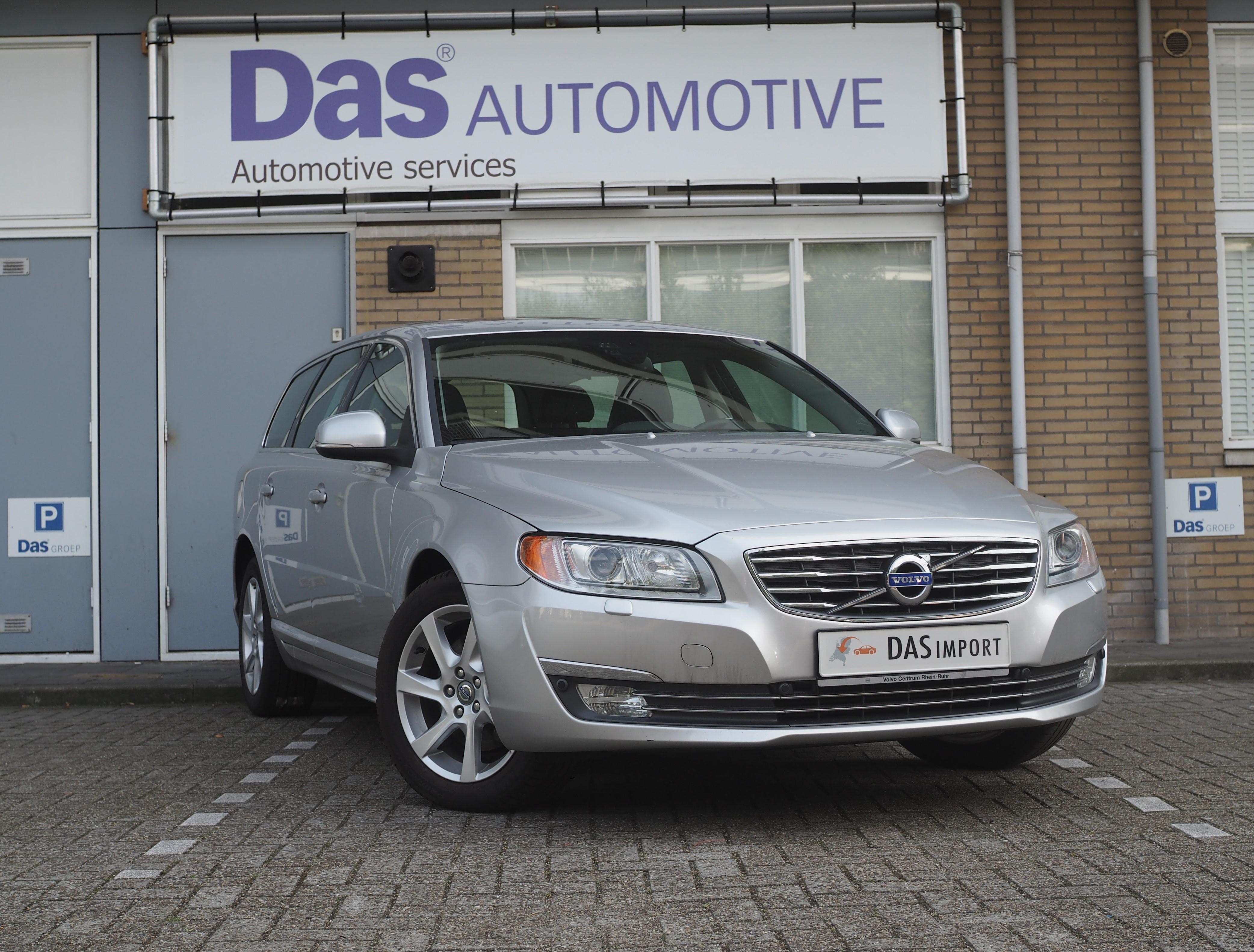 Importauto: Volvo V70 2.0 D4 Momentum 11/2013