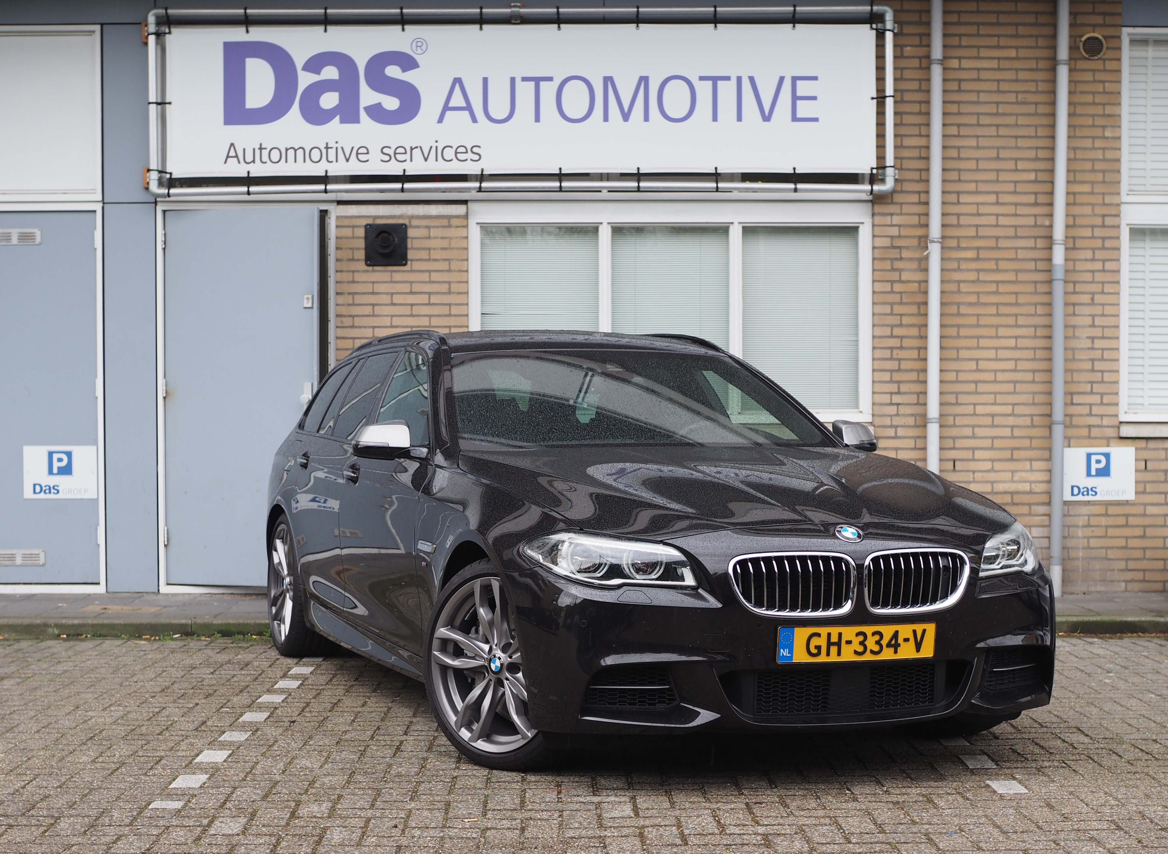 Importauto: BMW M550d Touring xDrive 9/2014