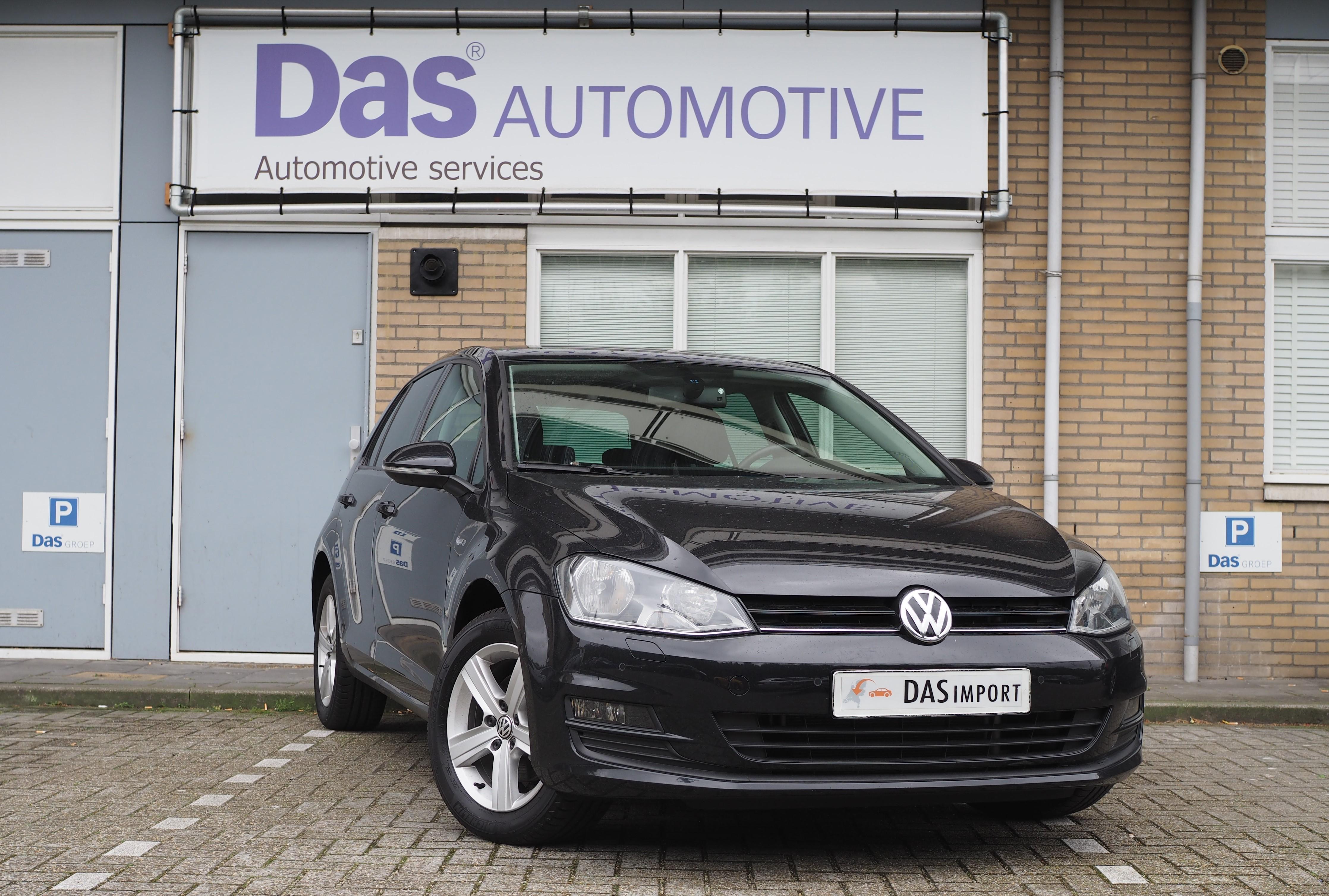 Importauto: Volkswagen Golf VII 1.4 TSI 5d  1/2014