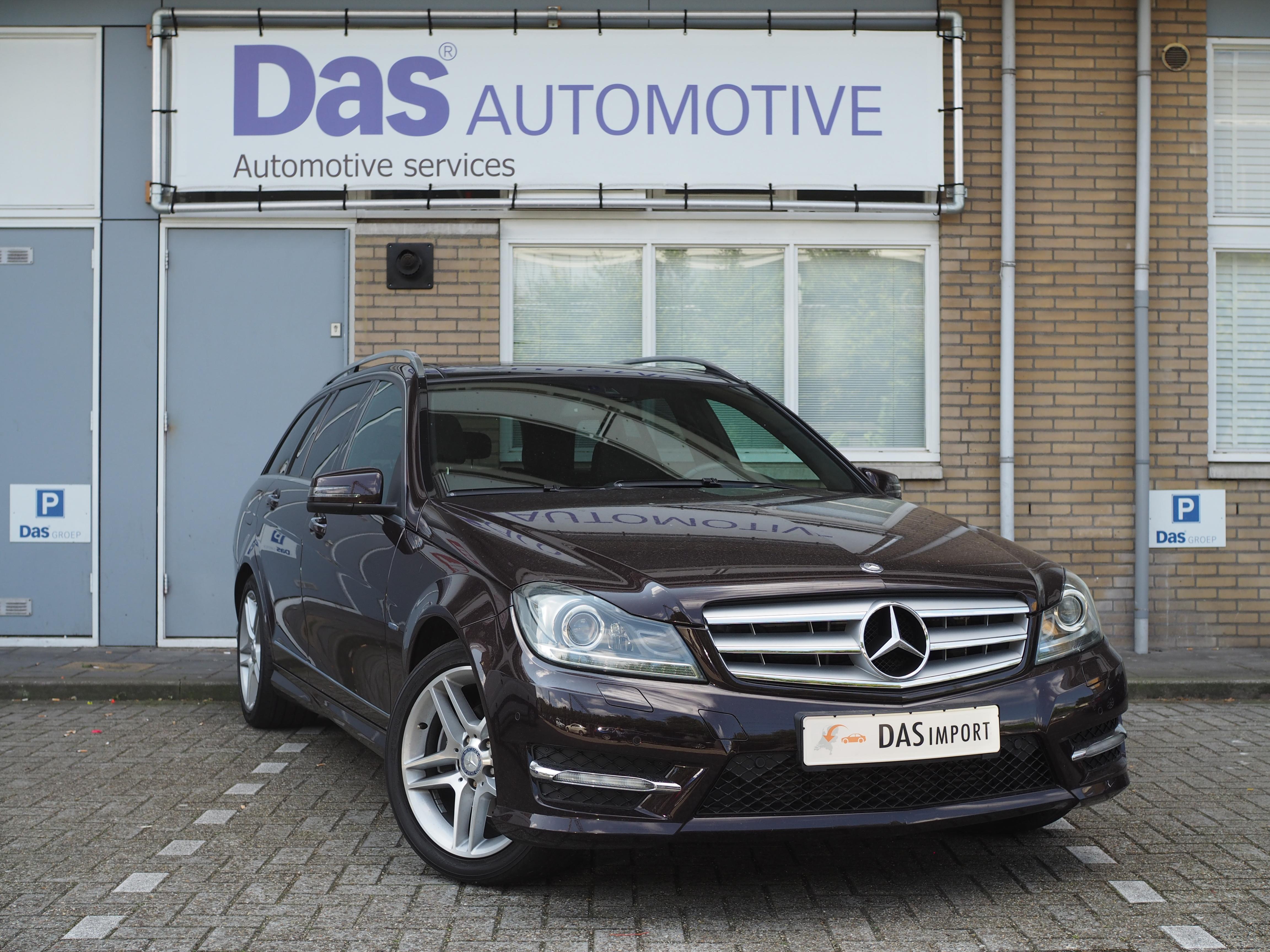 Importauto: Mercedes-Benz C 250 Estate Avantgarde 5/2011