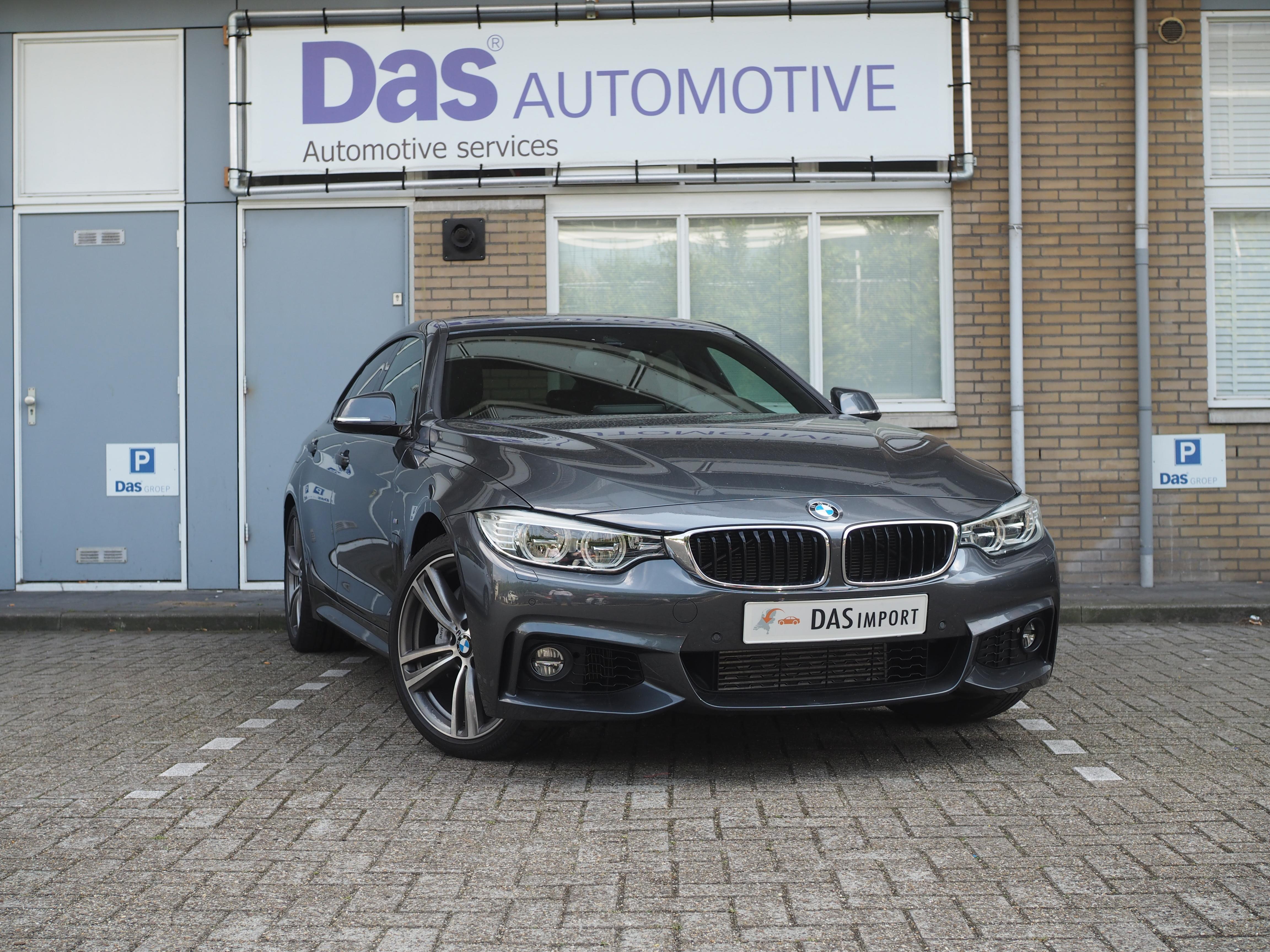 Importauto: BMW 435i Gran Coupe 4/2015