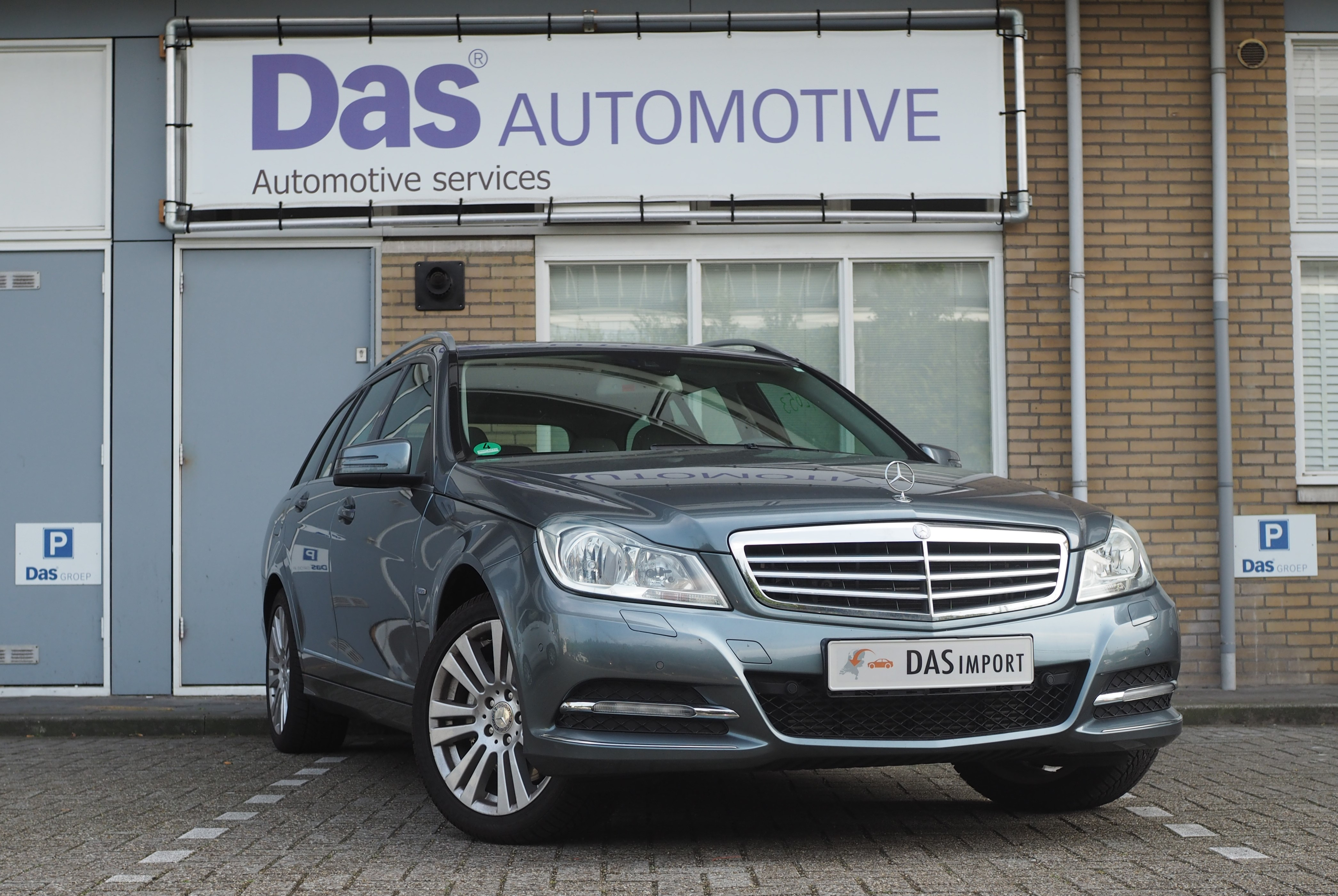 Importauto: Mercedes-Benz C 350 CDI Estate Elegance 2/2012