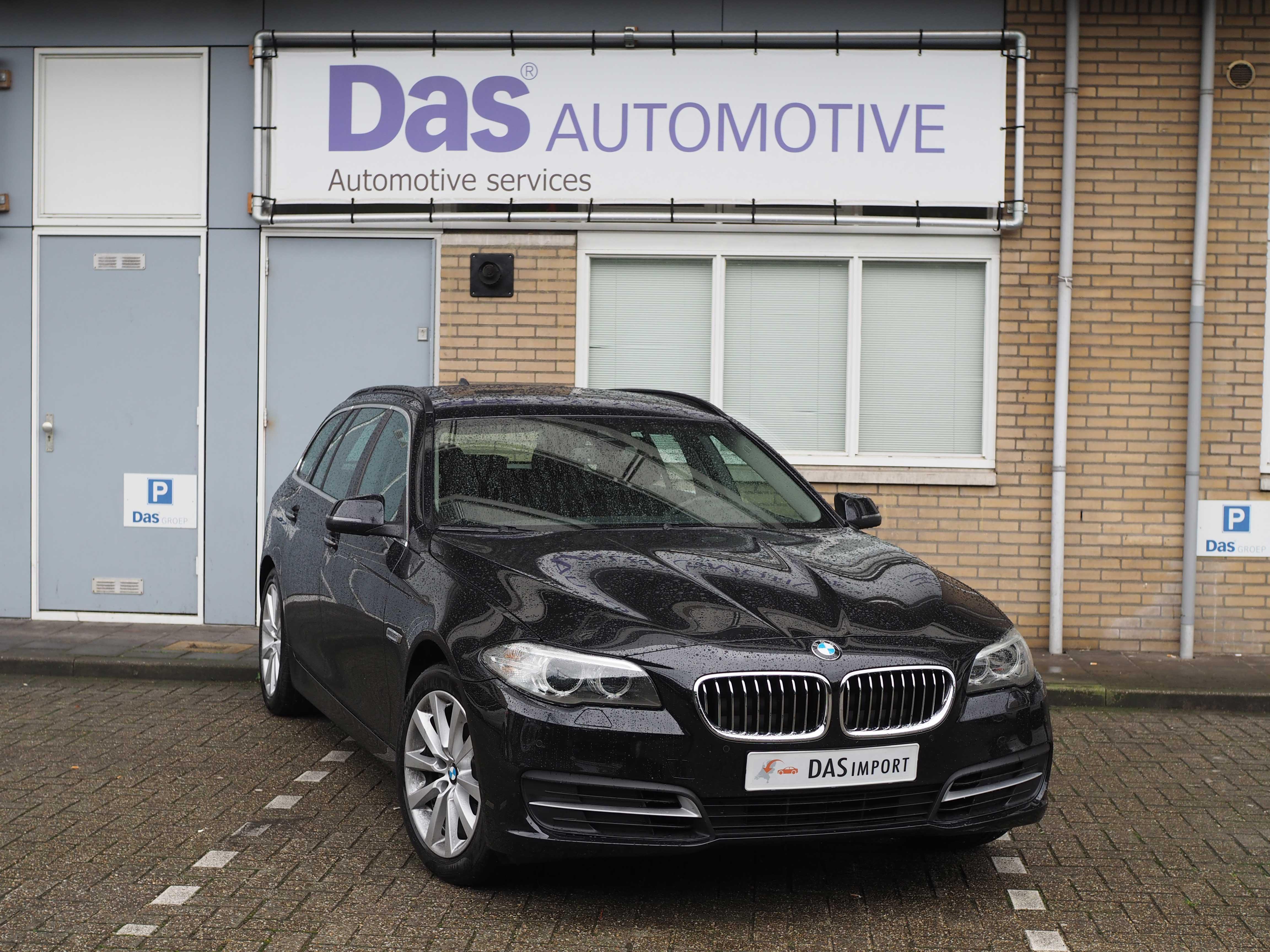 BMW 520d Touring invoeren uit Duitsland